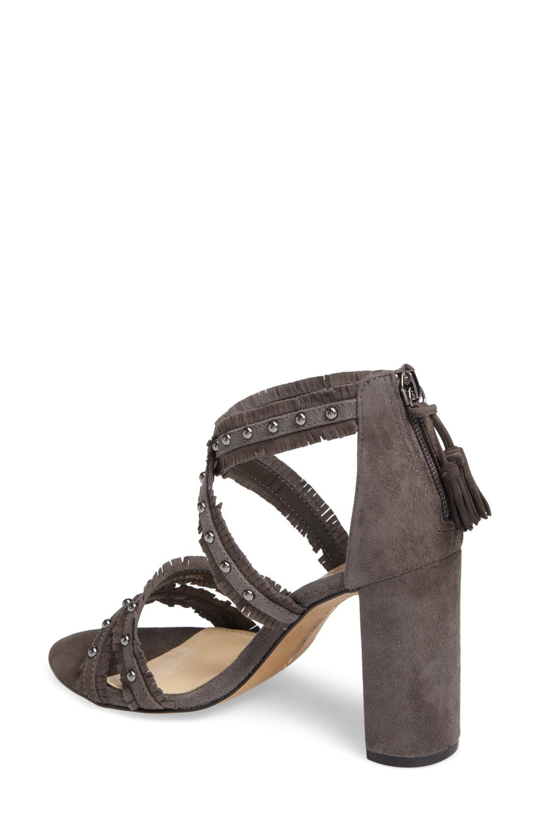 Alternate Image 2  - Vince Camuto Machila Block Heel Sandal (Women)