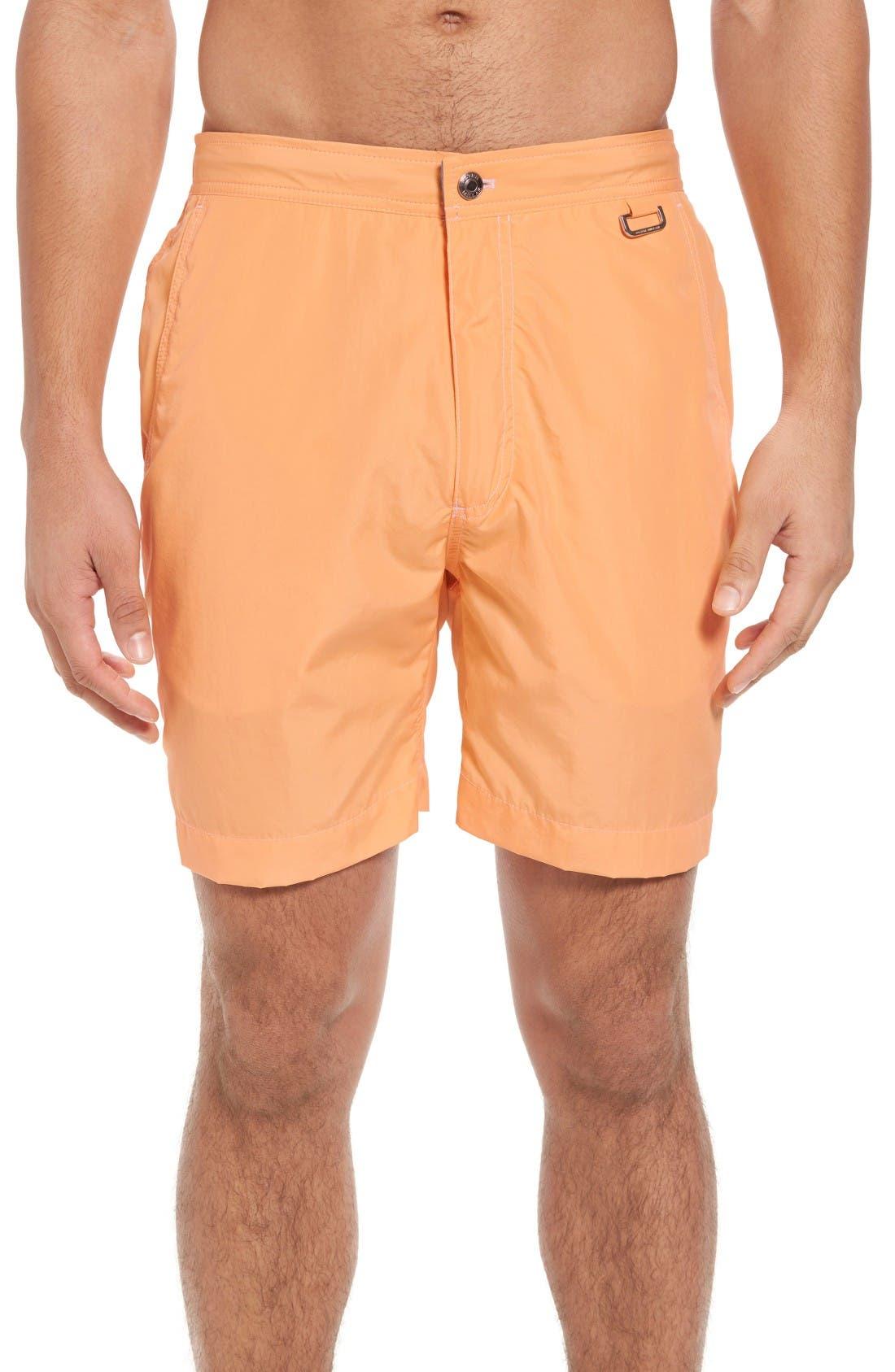 Peter Millar Excursionist Swim Trunks
