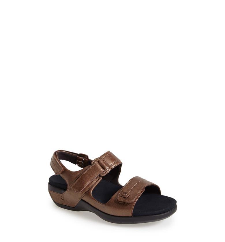 Aravon Katy Leather Sandal Women Nordstrom
