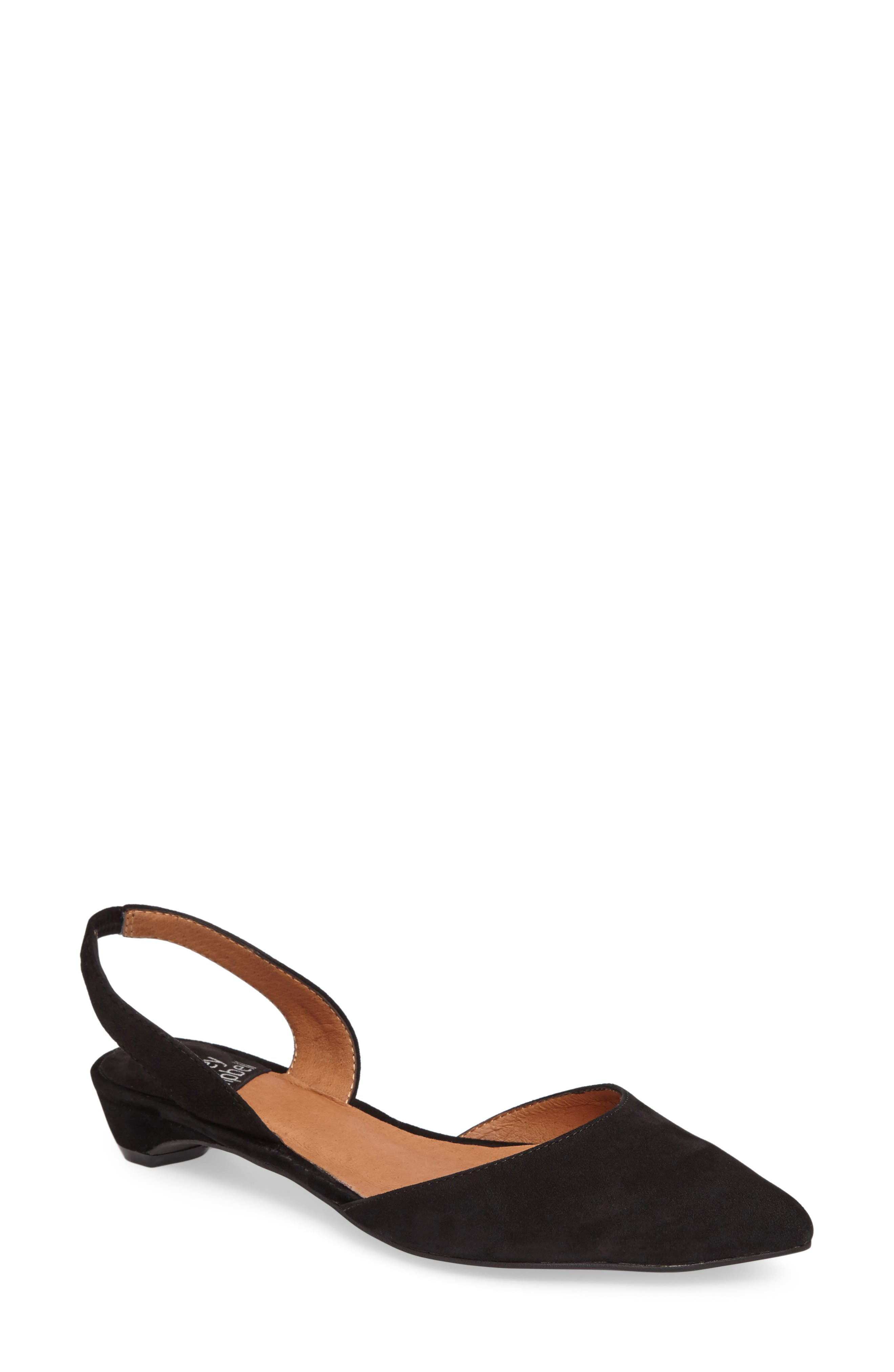 Jeffrey Campbell Shree Slingback Pump (Women)
