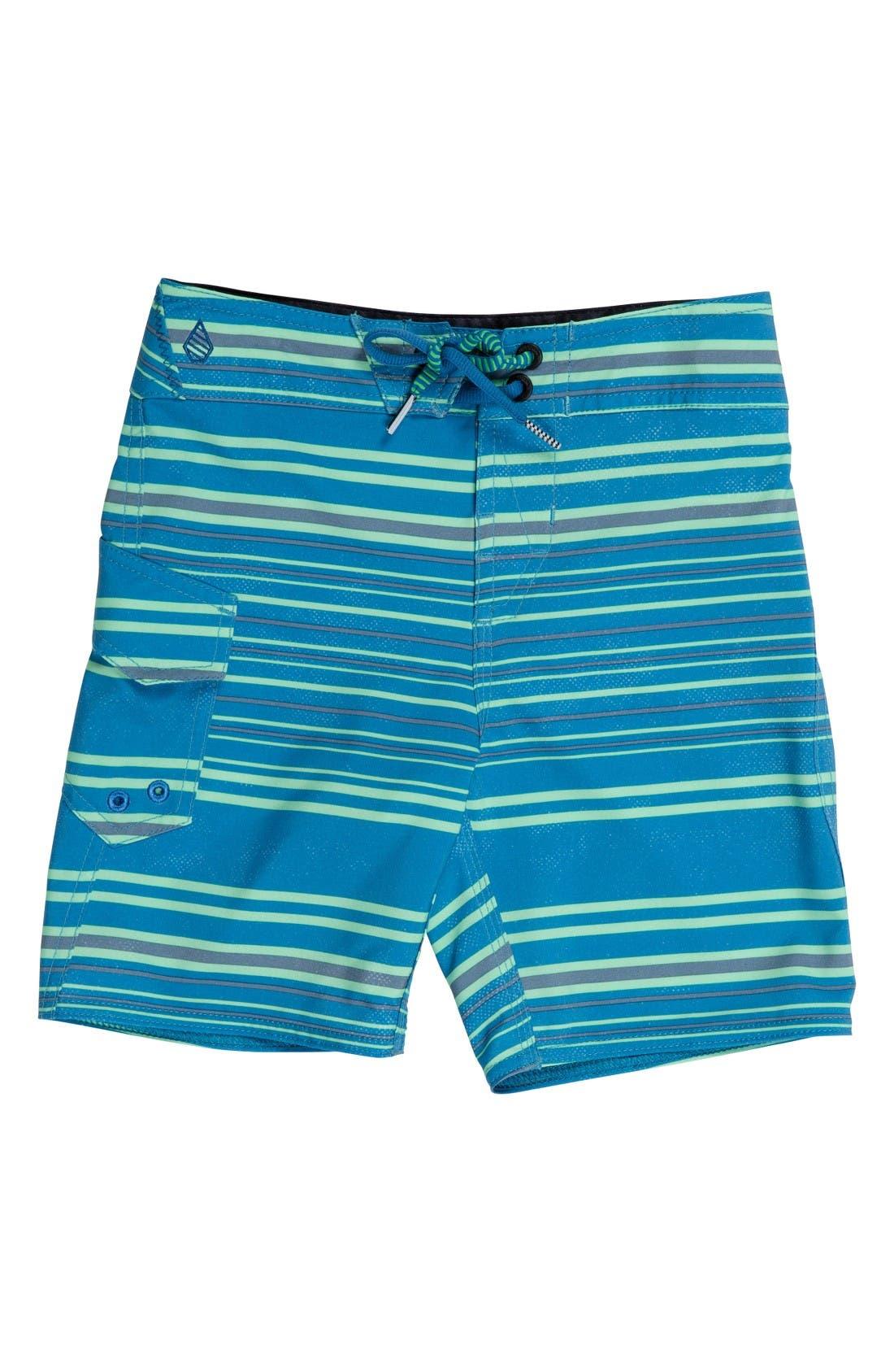 Volcom Magnetic Liney Board Shorts (Toddler Boys & Little Boys)