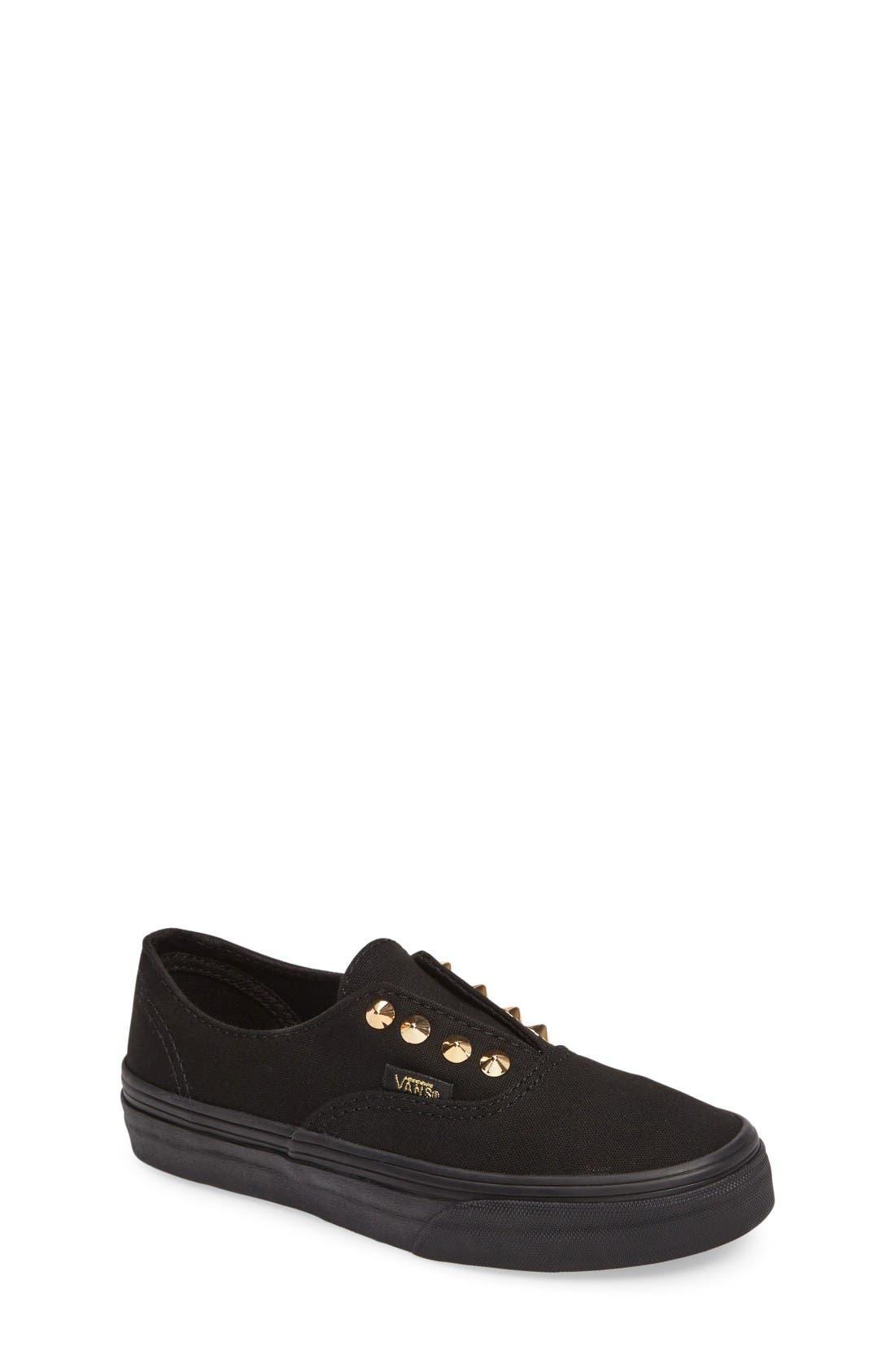 VANS Authentic Studded Slip-On Sneaker