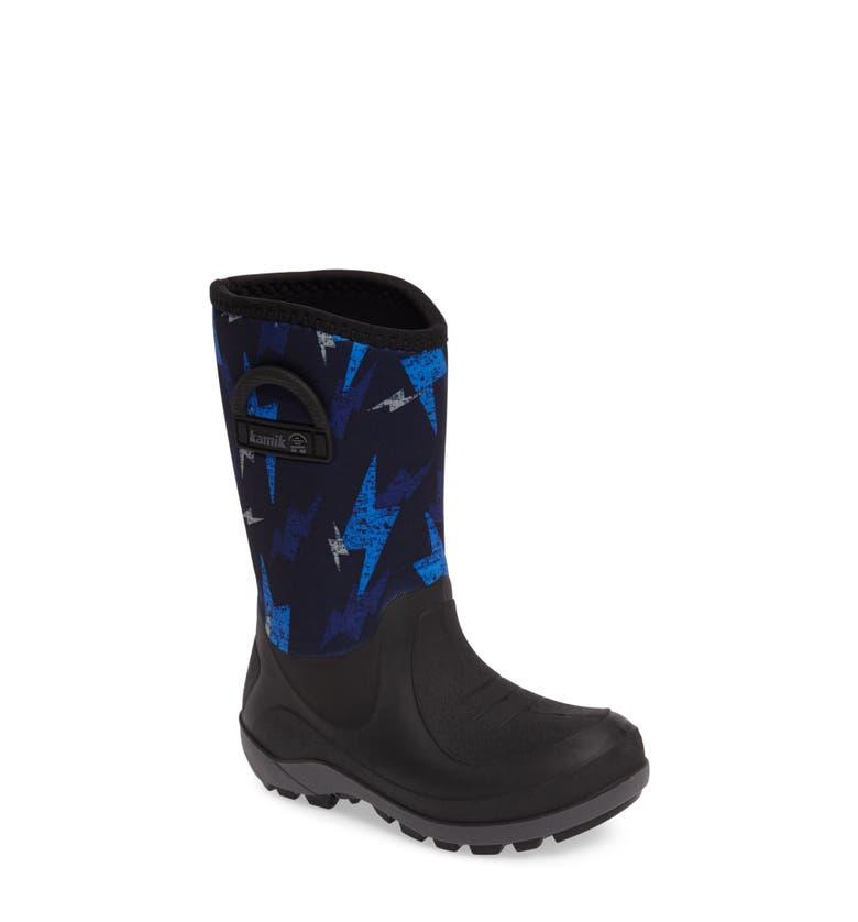 Kamik Bluster2 Winter Waterproof Boots (Toddler, Little