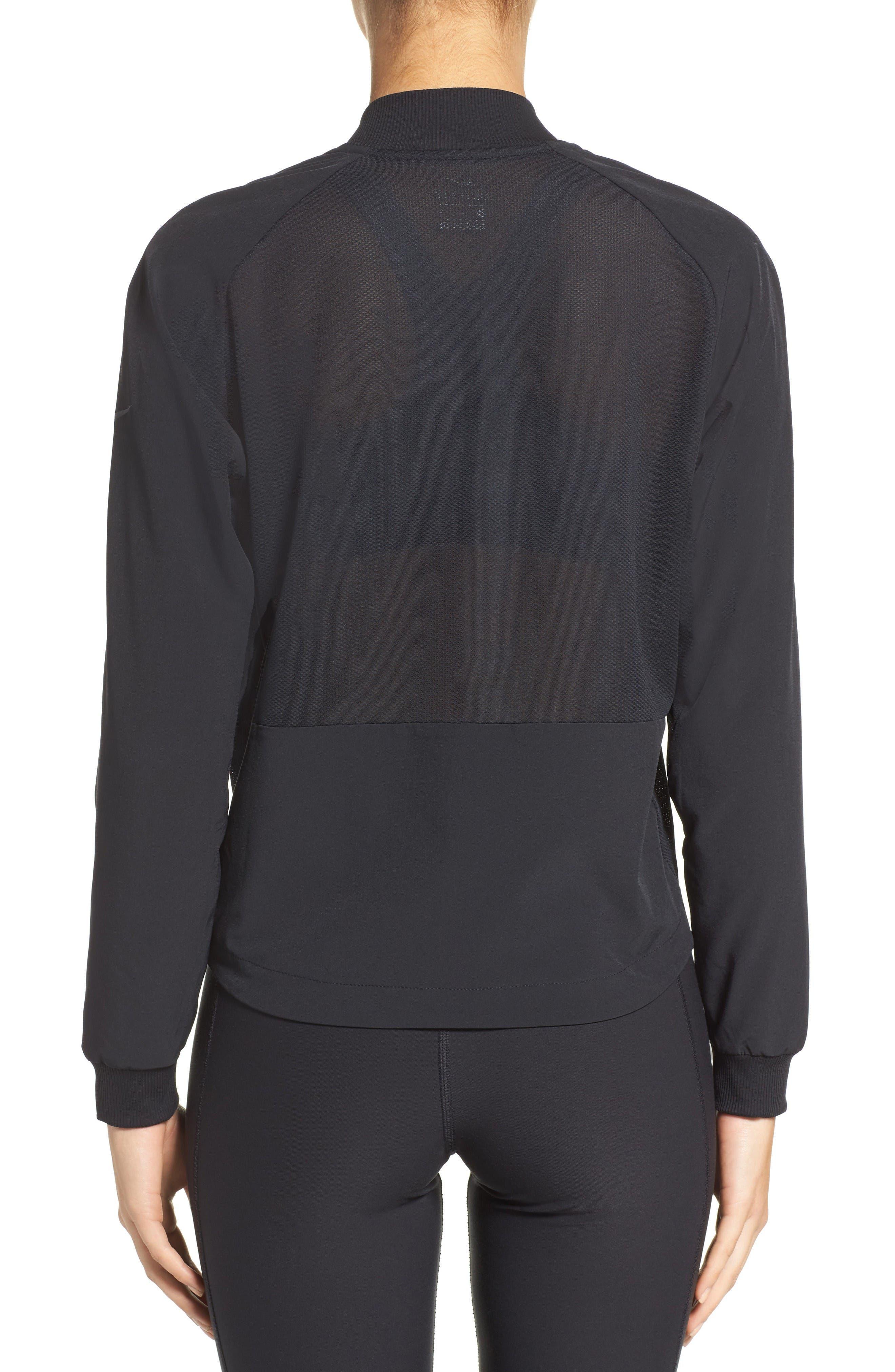 Alternate Image 2  - Nike Flex Dri-FIT Training Jacket