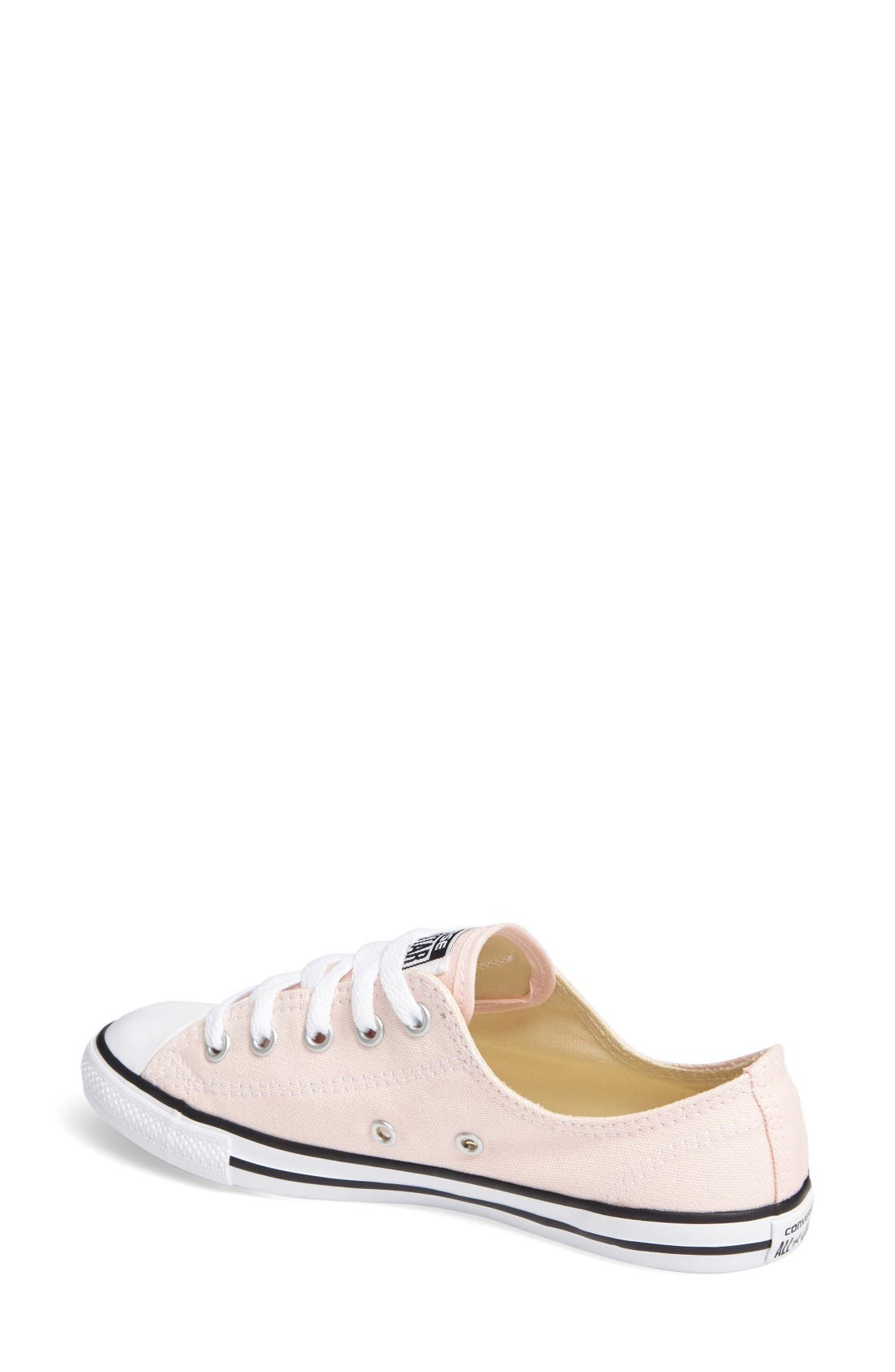 Alternate Image 2  - Converse Chuck Taylor® All Star® 'Dainty' Low Top Sneaker (Women)