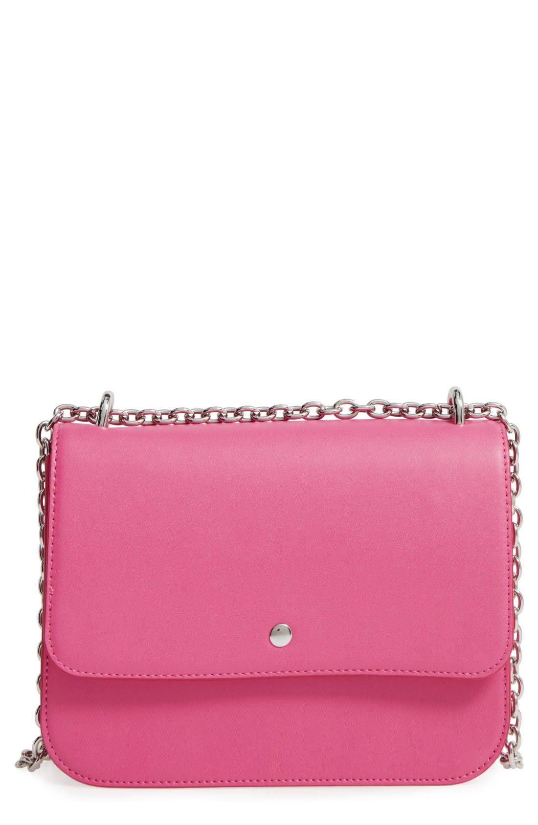 Main Image - Chelsea28 Dahlia Faux Leather Shoulder Bag
