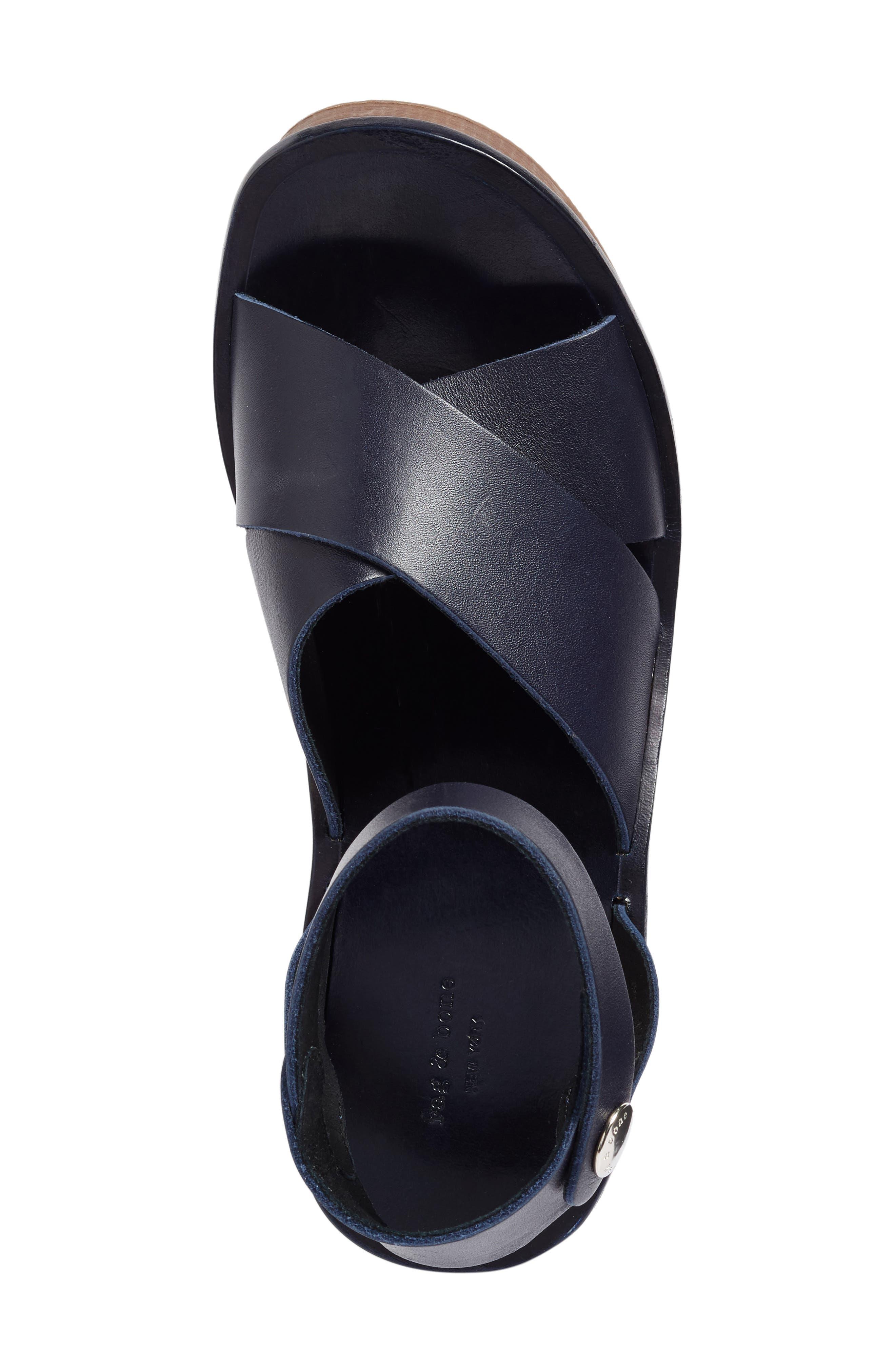 Alternate Image 3  - rag & bone Hester Platform Sandal (Women)