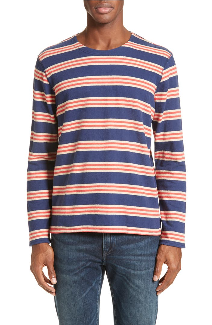 Levi 39 s made crafted stripe t shirt nordstrom for Levis made and crafted shirt
