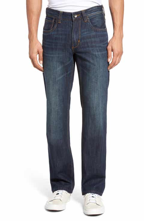 Tommy Bahama Barbados Bootcut Jeans (Big   Tall)