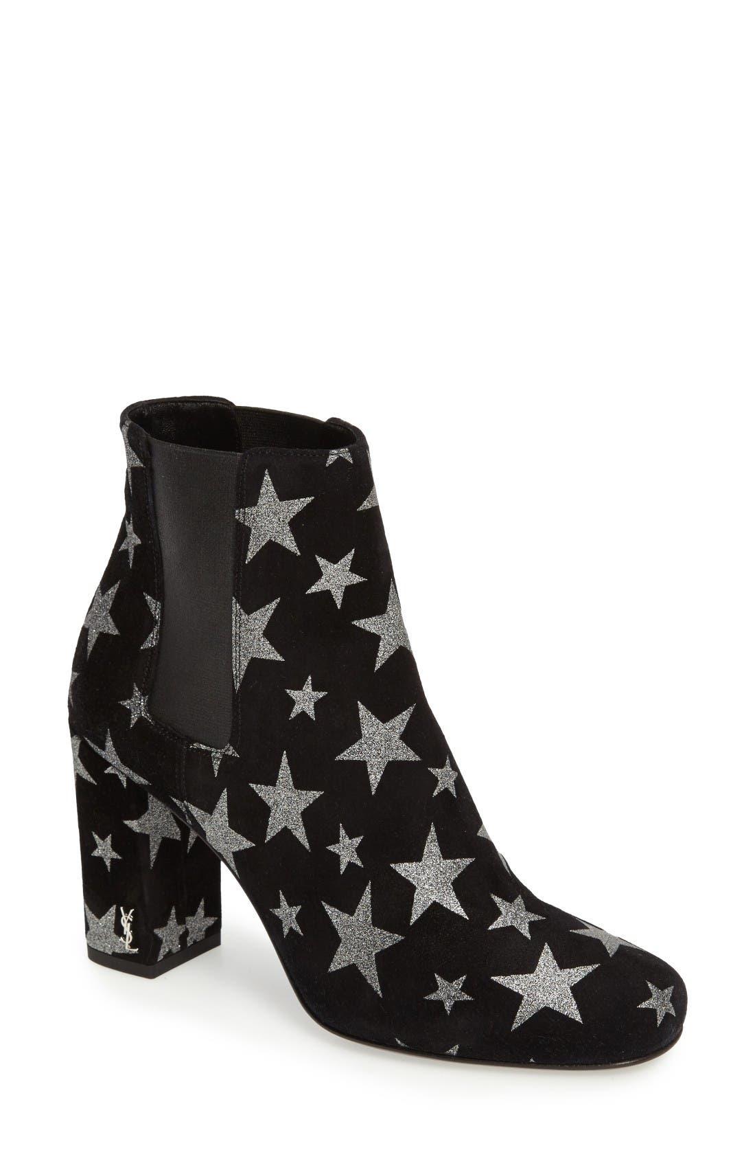 Main Image - Saint Laurent Babies Chelsea Boot (Women)