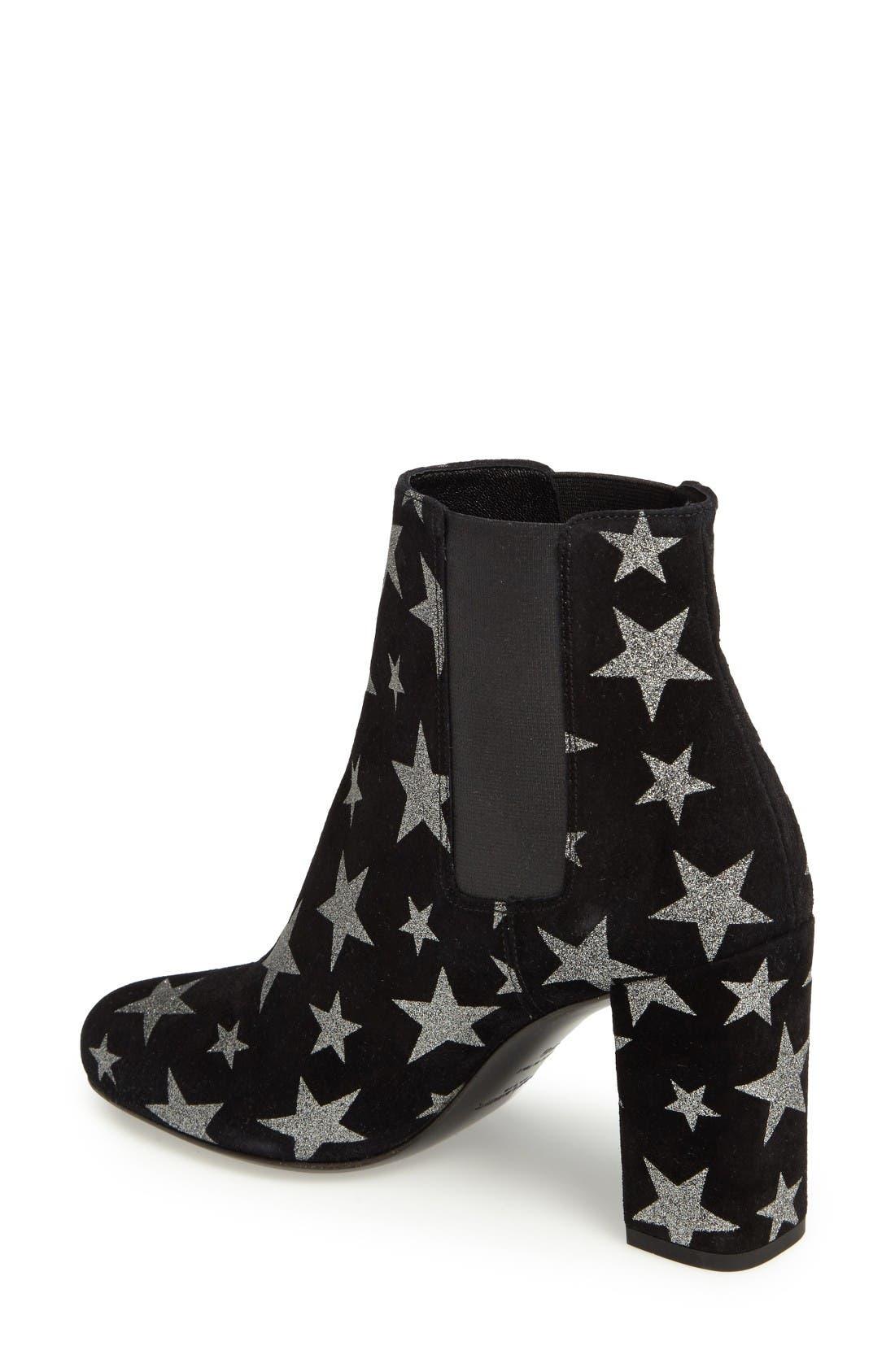 Alternate Image 2  - Saint Laurent Babies Chelsea Boot (Women)