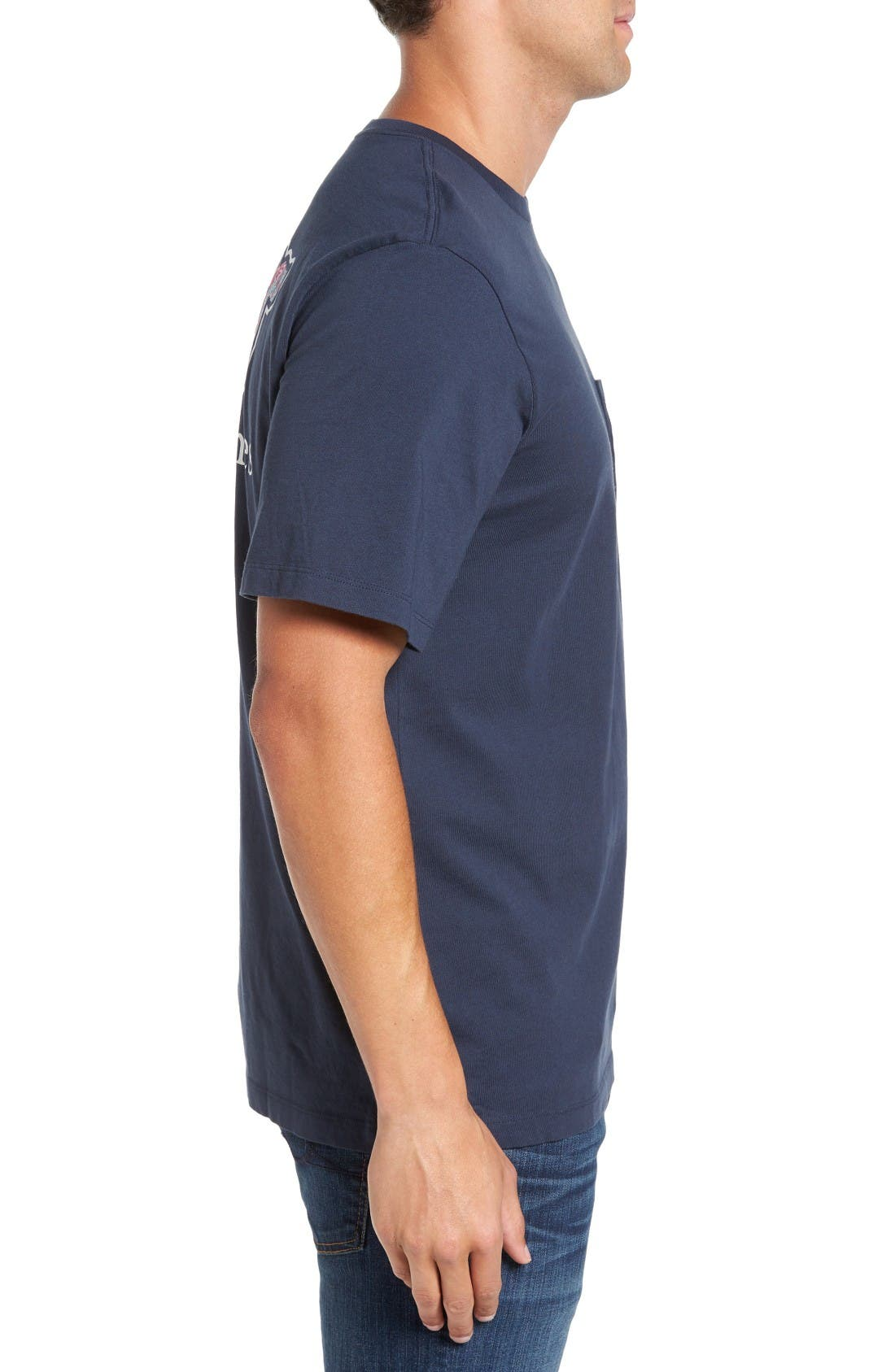Alternate Image 3  - Vineyard Vines Marlin & Coral T-Shirt