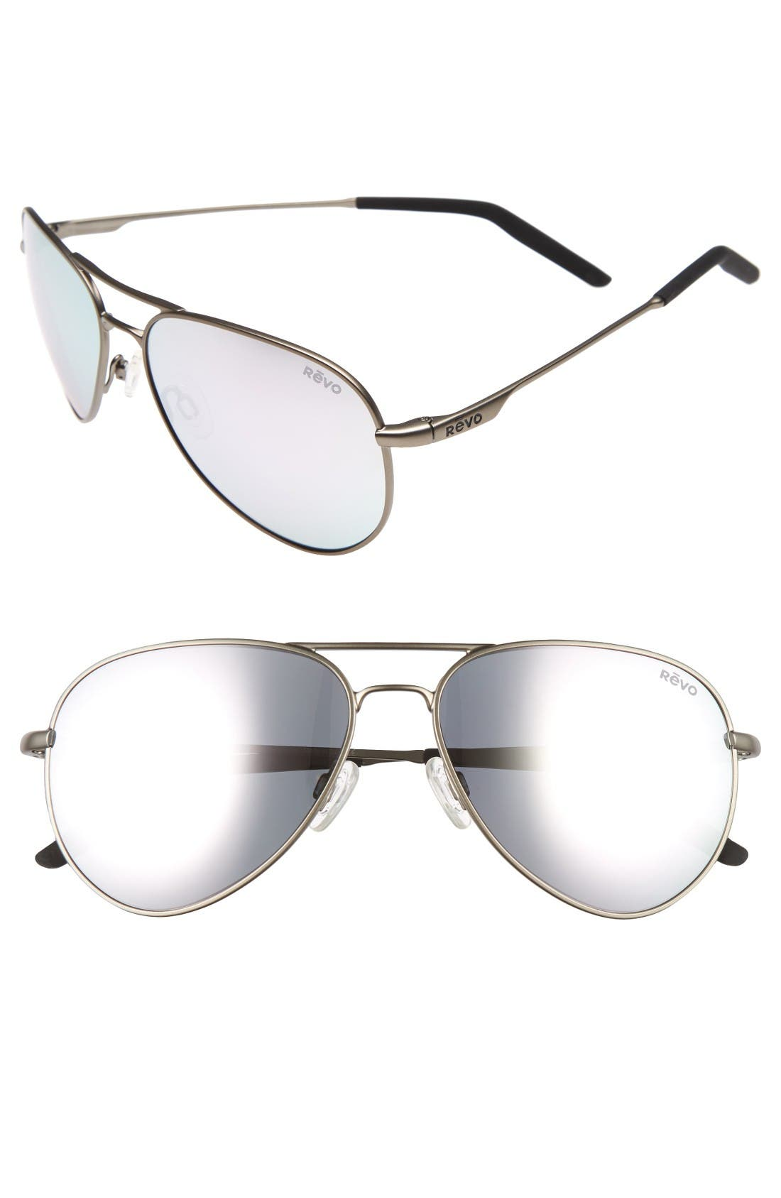 Alternate Image 2  - Revo Observer 58mm Sunglasses