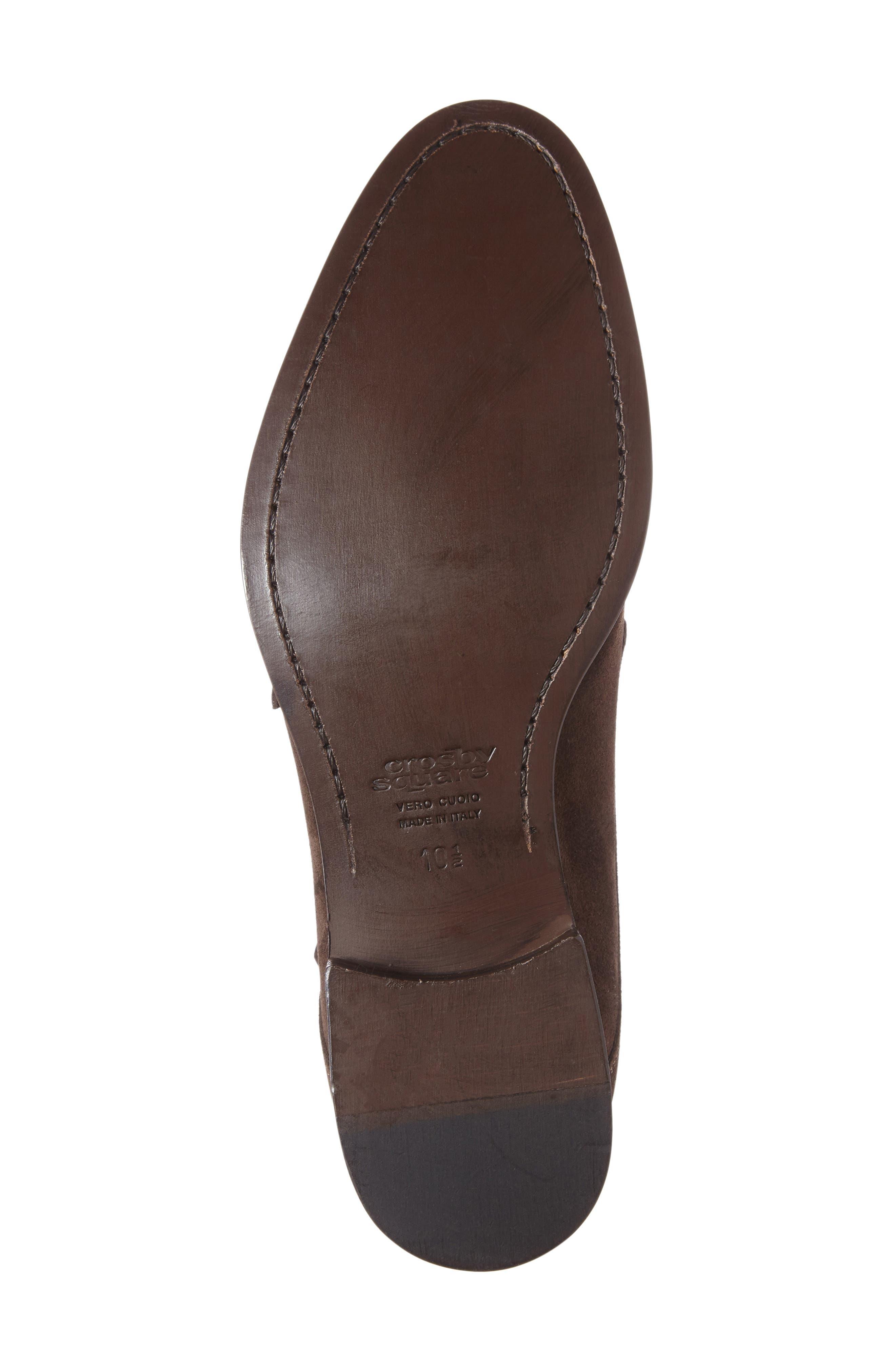 Alternate Image 4  - Crosby Square Conley Double Monk Strap Shoe (Men)