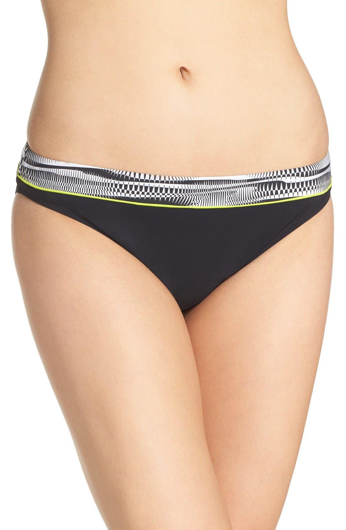 Profile by Gottex Powerline Bikini Bottoms