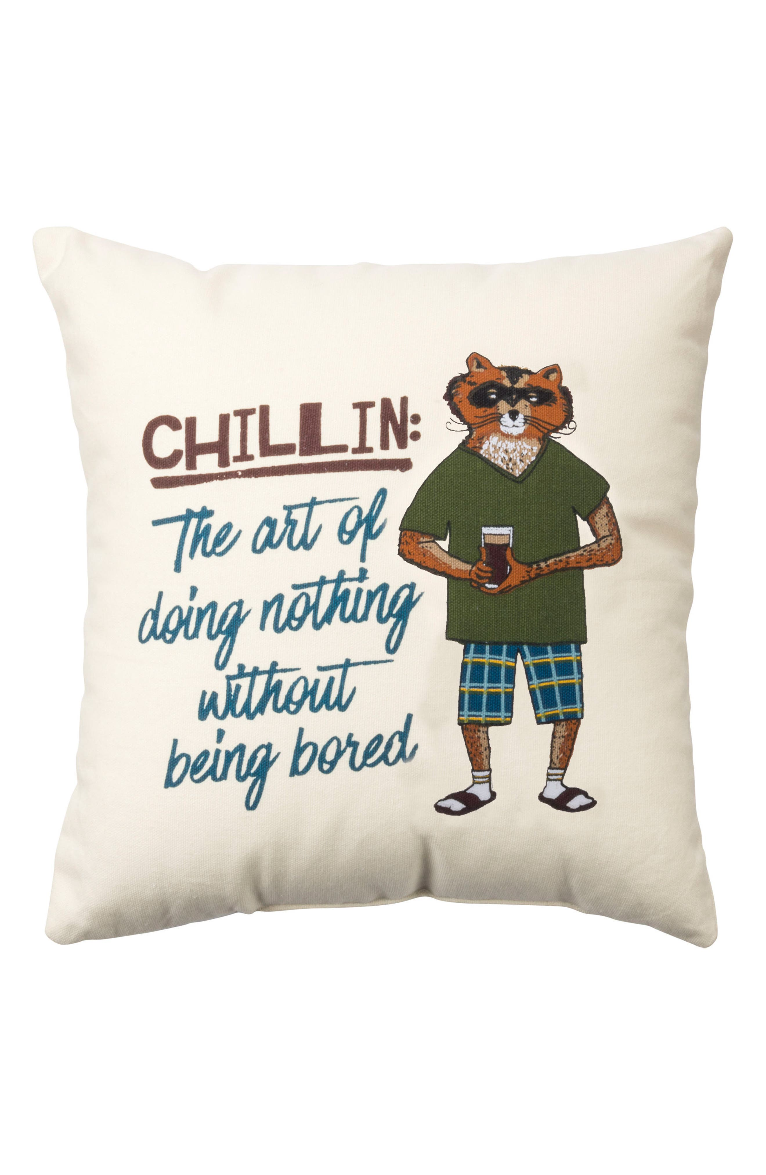 Primitives by Kathy Chillin' Accent Pillow