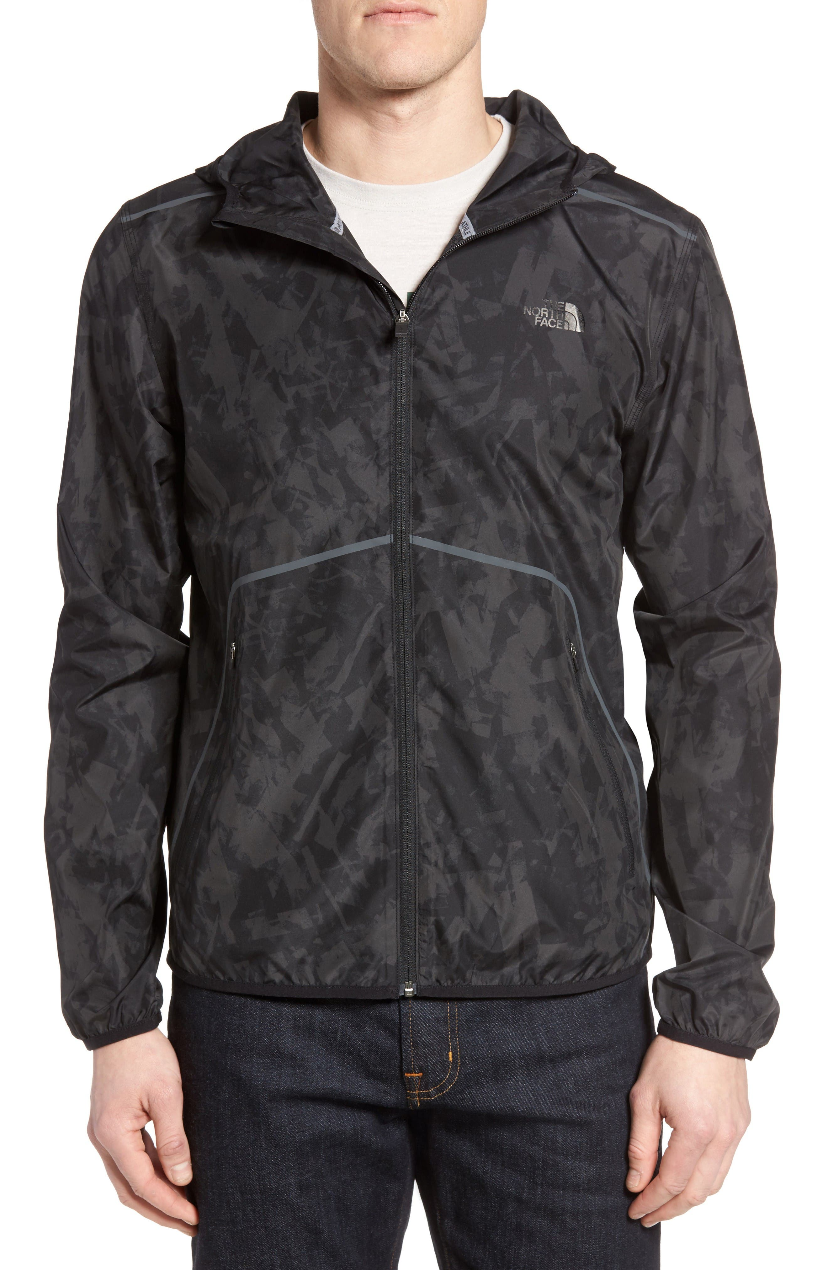 The North Face Zephyr Water Repellent Jacket
