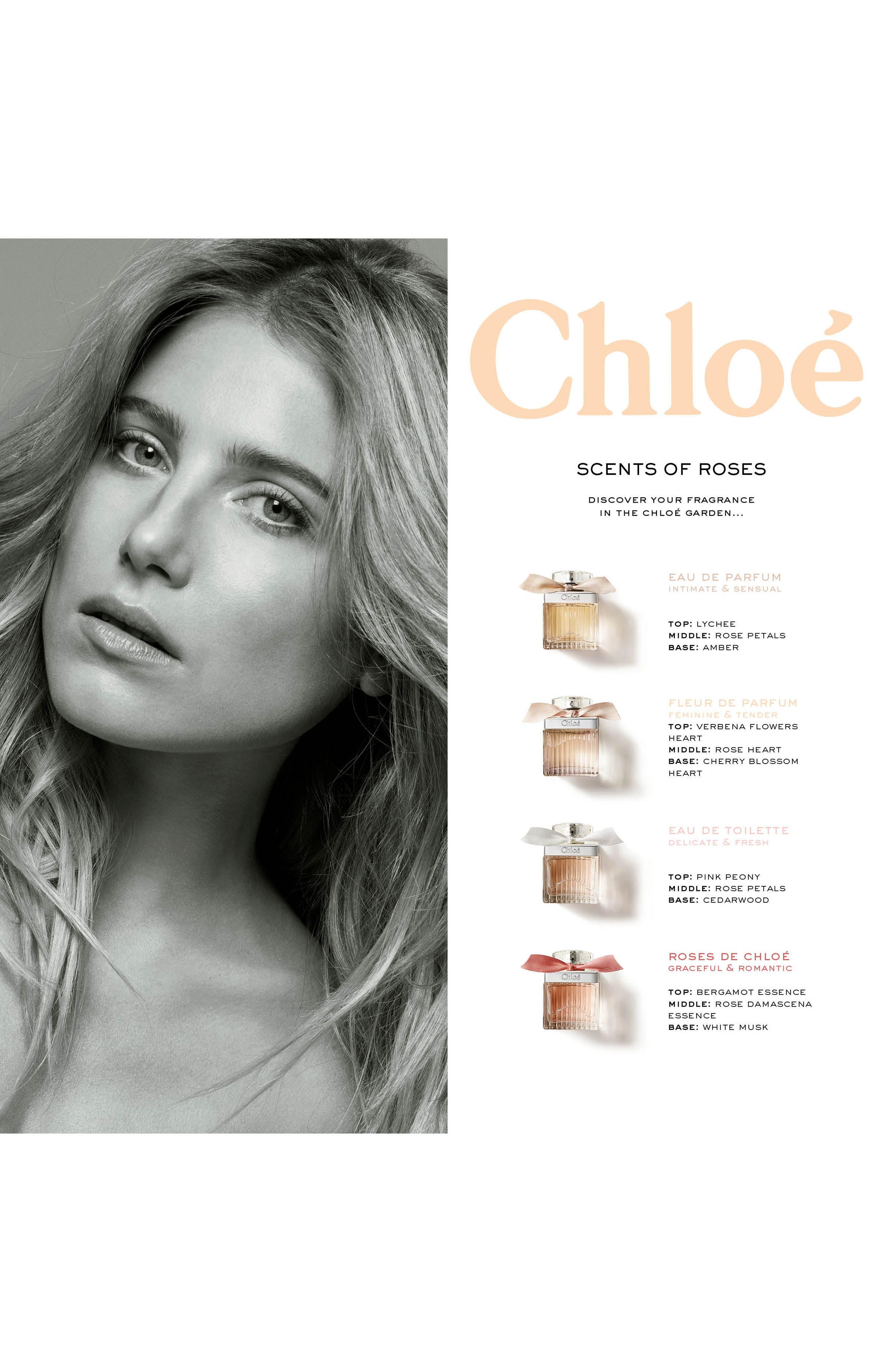Alternate Image 2  - Chloé 'Roses de Chloé' Eau de Toilette Spray
