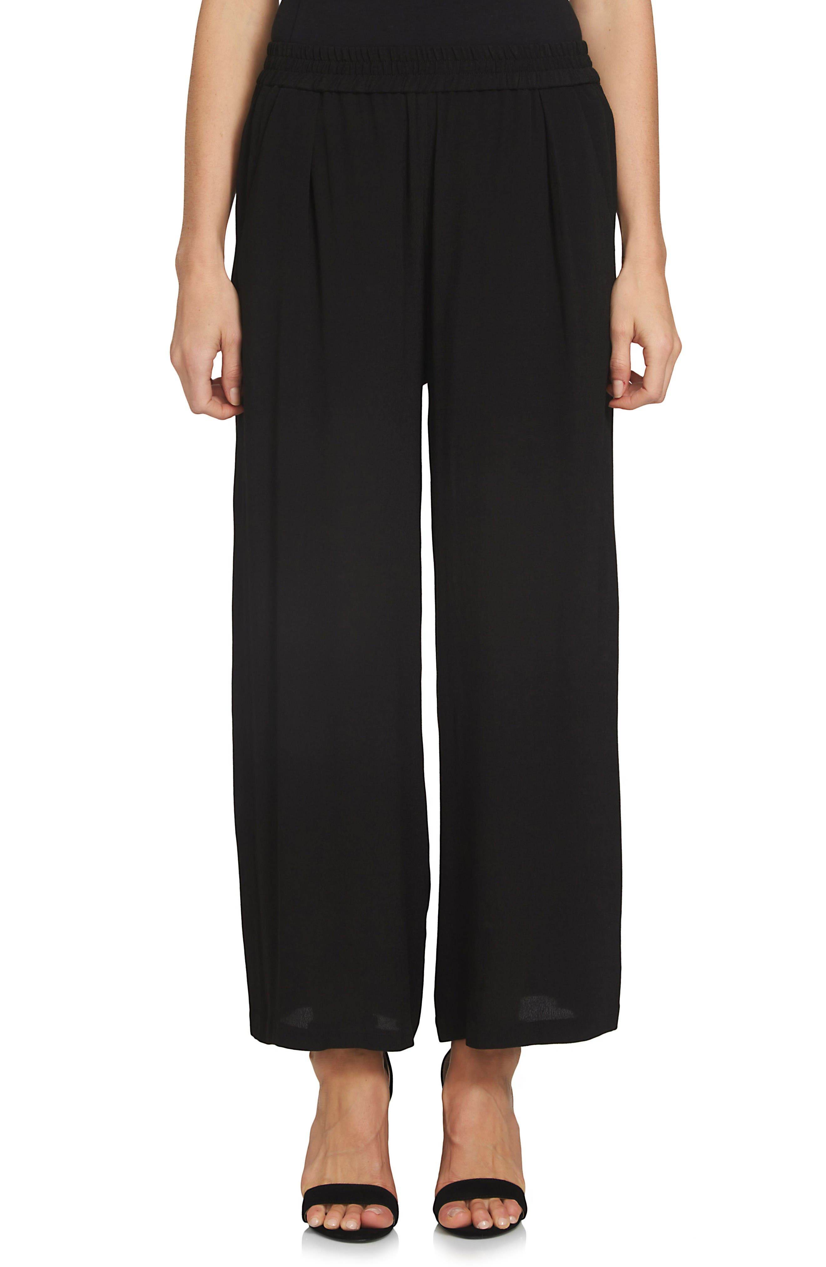1.STATE Crepe Culottes