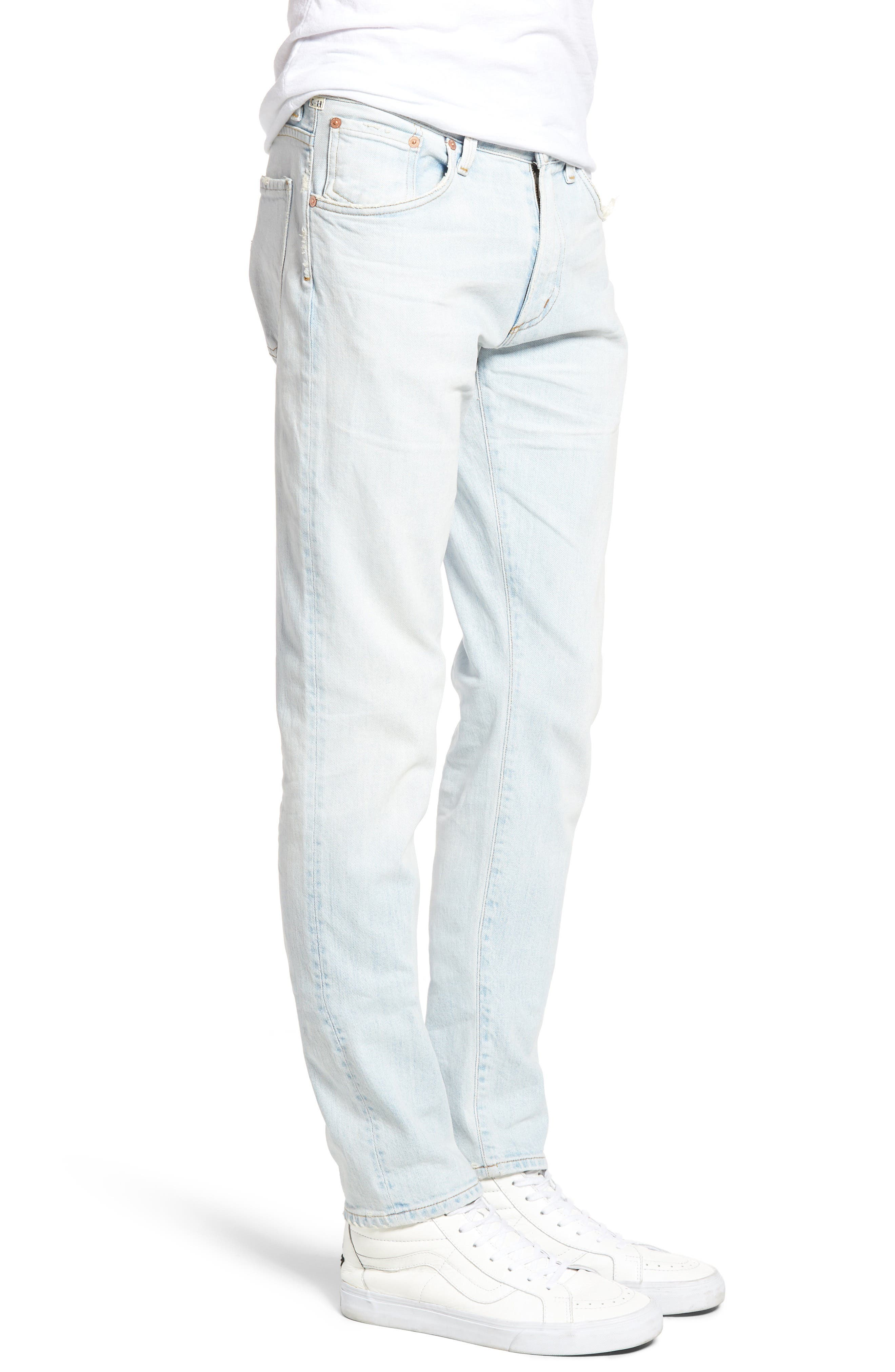 Alternate Image 3  - Citizens of Humanity Noah Skinny Fit Jeans (Mirage)