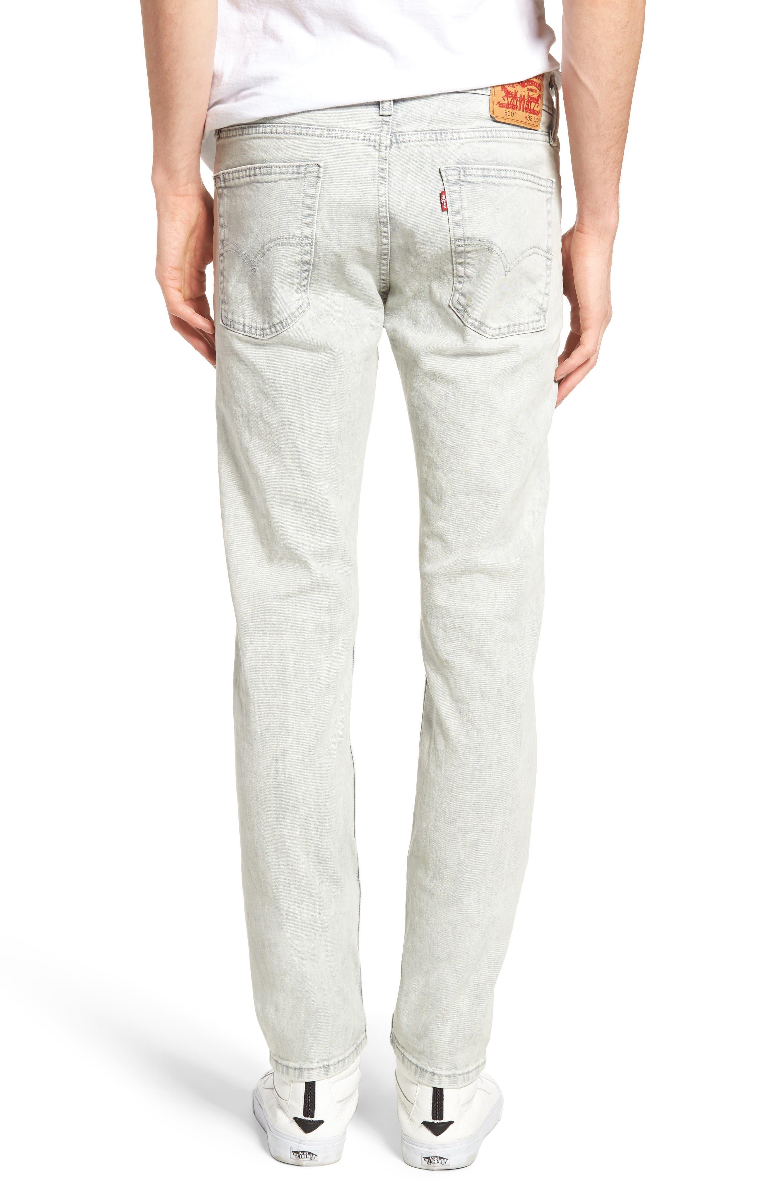 Alternate Image 2  - Levi's® 510™ Skinny Fit Jeans (Gingersnap)
