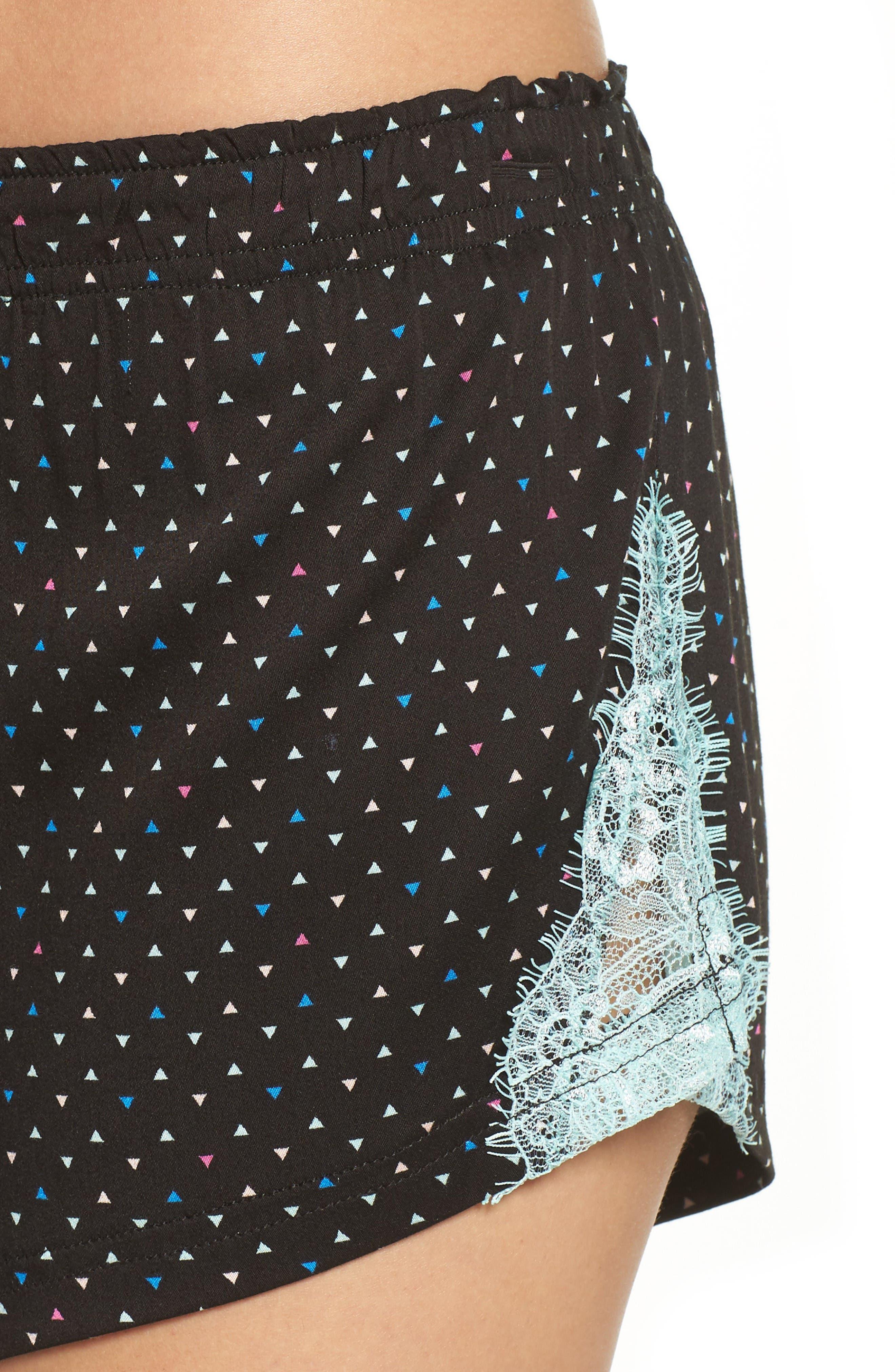 Alternate Image 4  - Honeydew Intimates Breakaway Pajamas