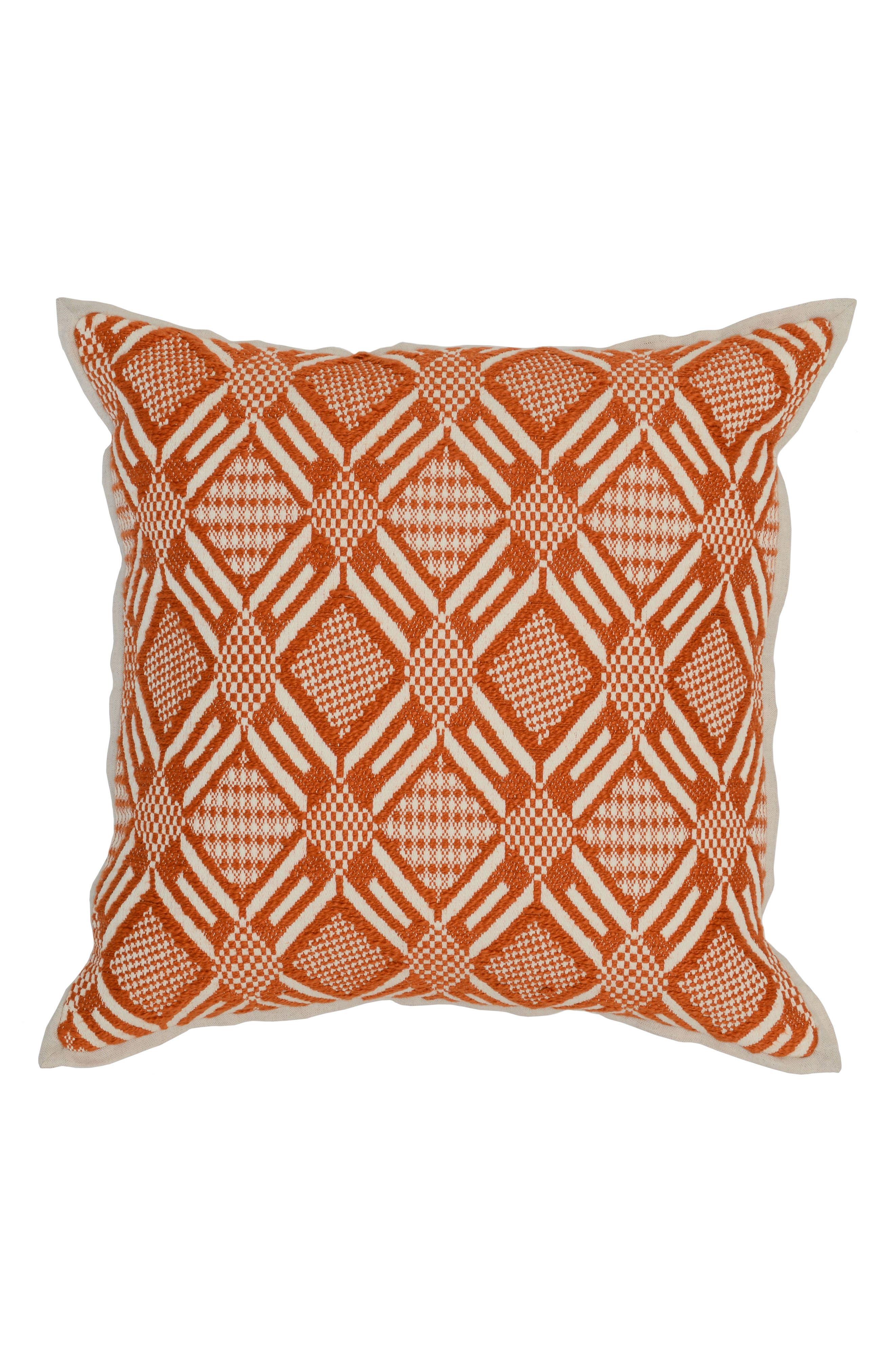 Villa Home Collection Avila Accent Pillow