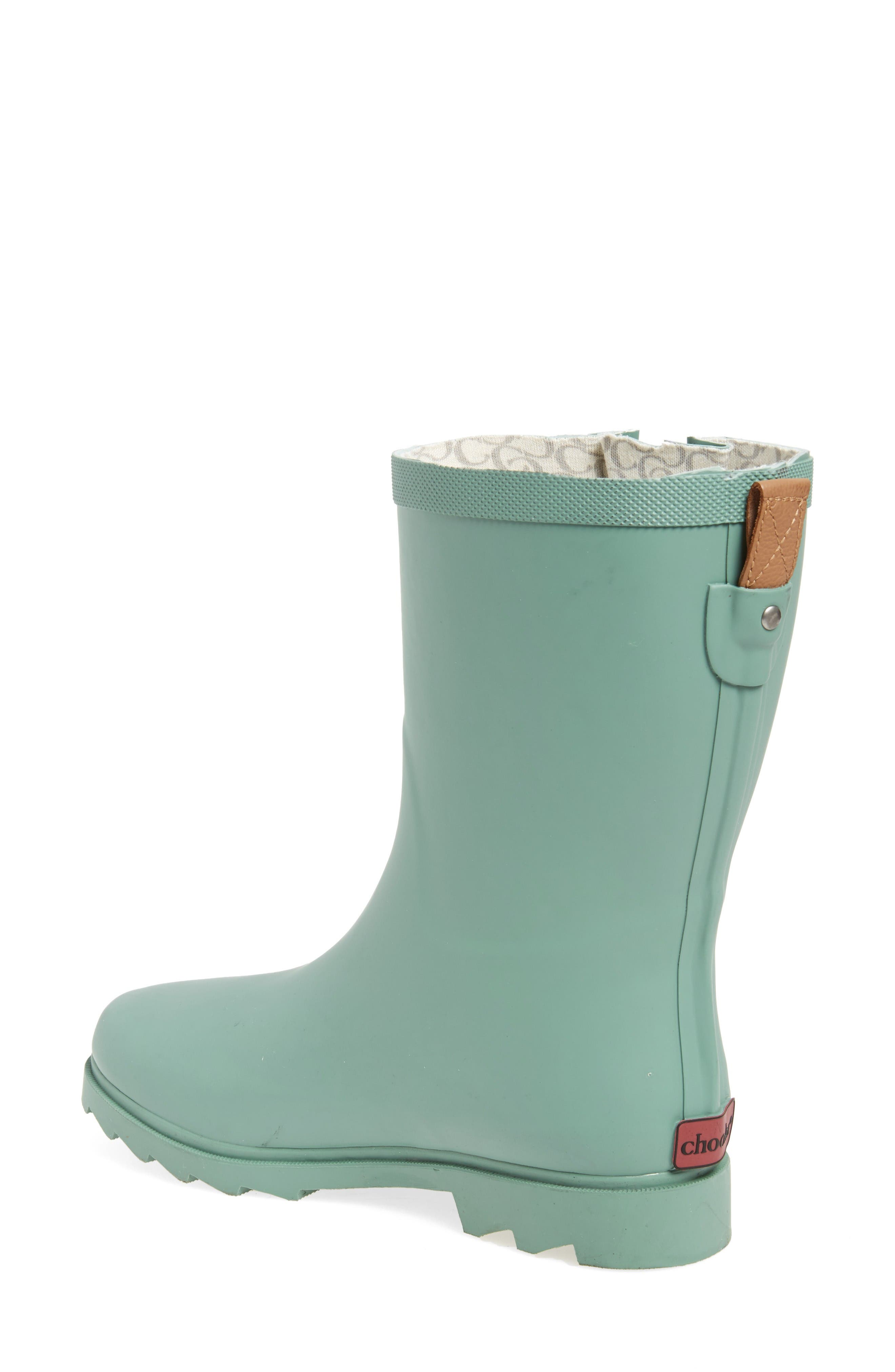 Alternate Image 2  - Chooka 'Top Solid Mid Height' Rain Boot (Women)
