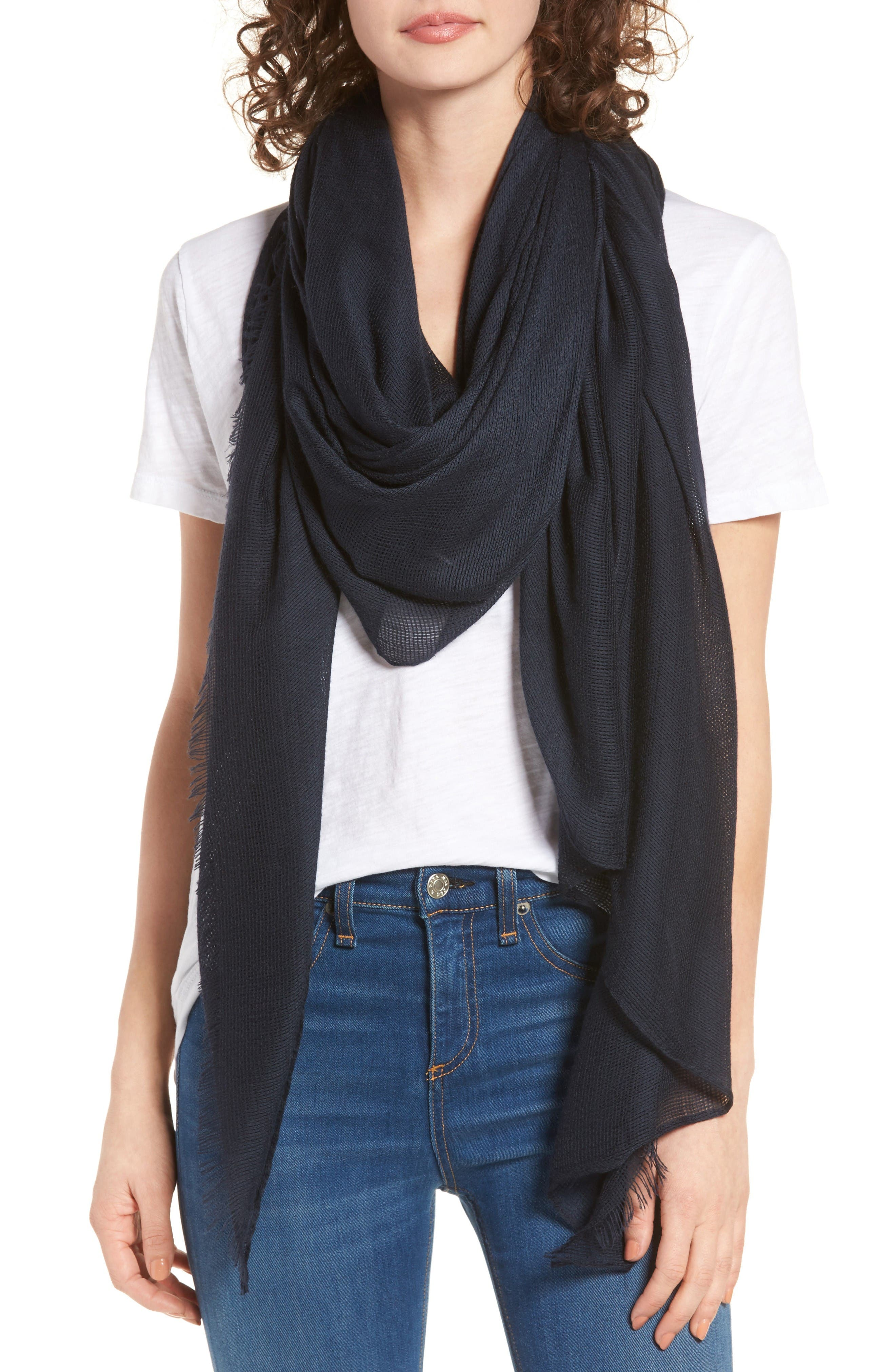 Alternate Image 1 Selected - rag & bone 'Buckley' Scarf