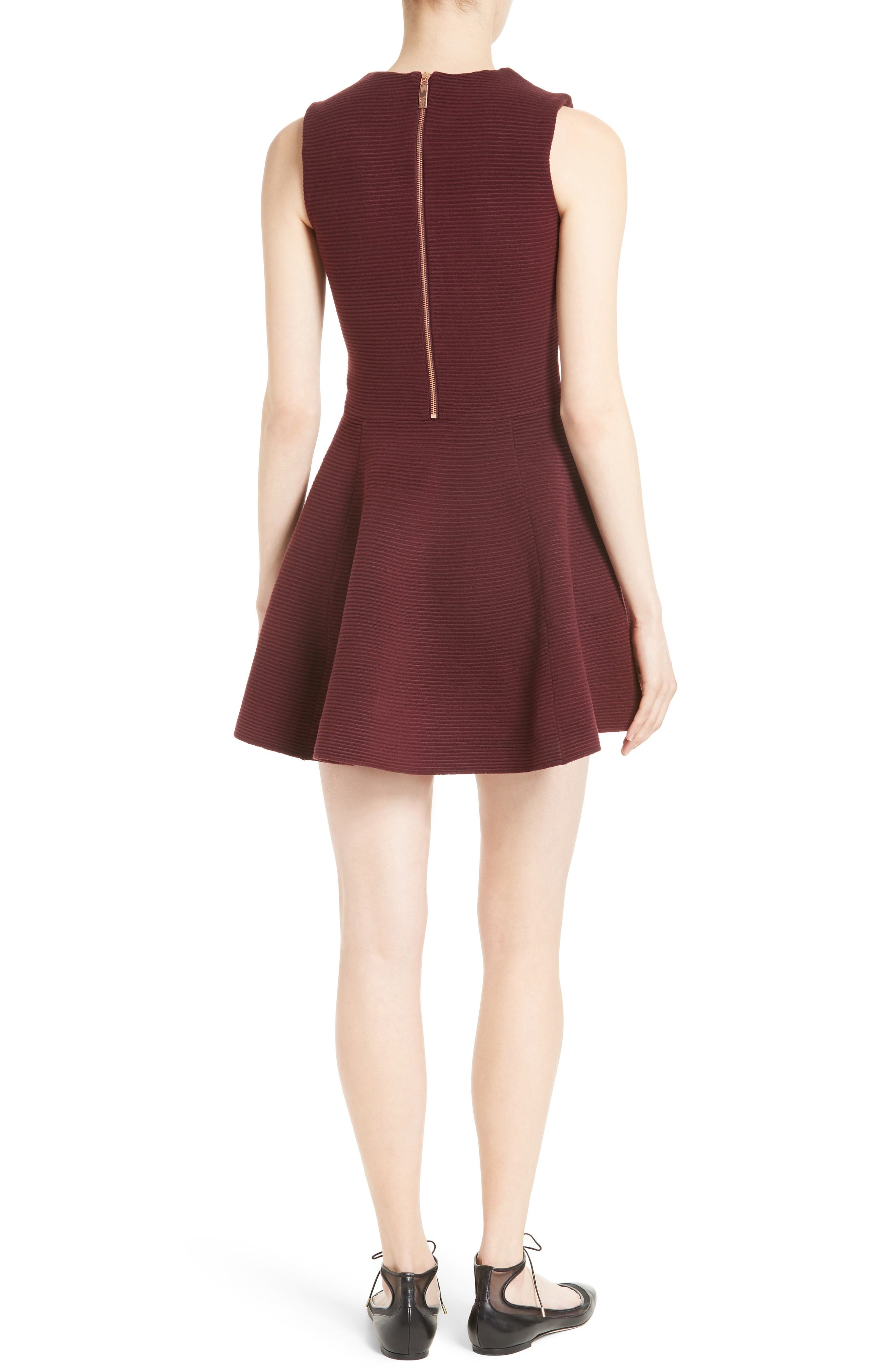 Alternate Image 2  - Ted Baker London Azelia Skater Dress