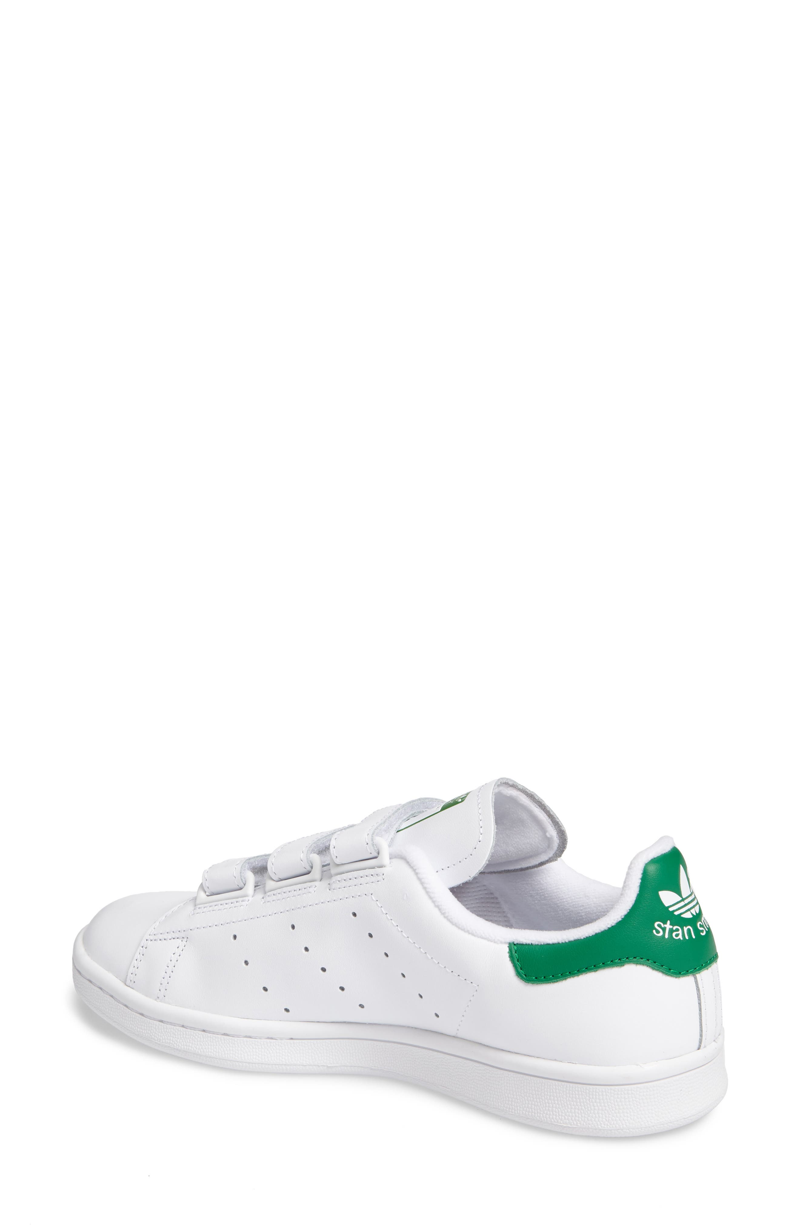 Alternate Image 2  - adidas Stan Smith CF Sneaker (Women)
