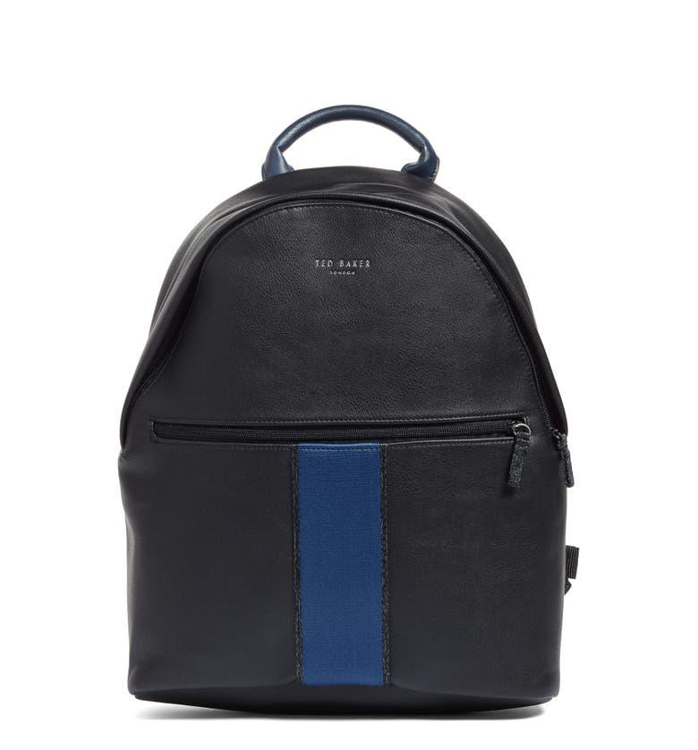 ted baker london faux leather backpack nordstrom. Black Bedroom Furniture Sets. Home Design Ideas