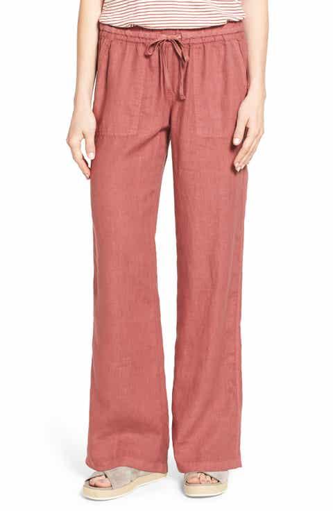 Metallic Pants for Women: White, Black, Wool, Twill & More | Nordstrom