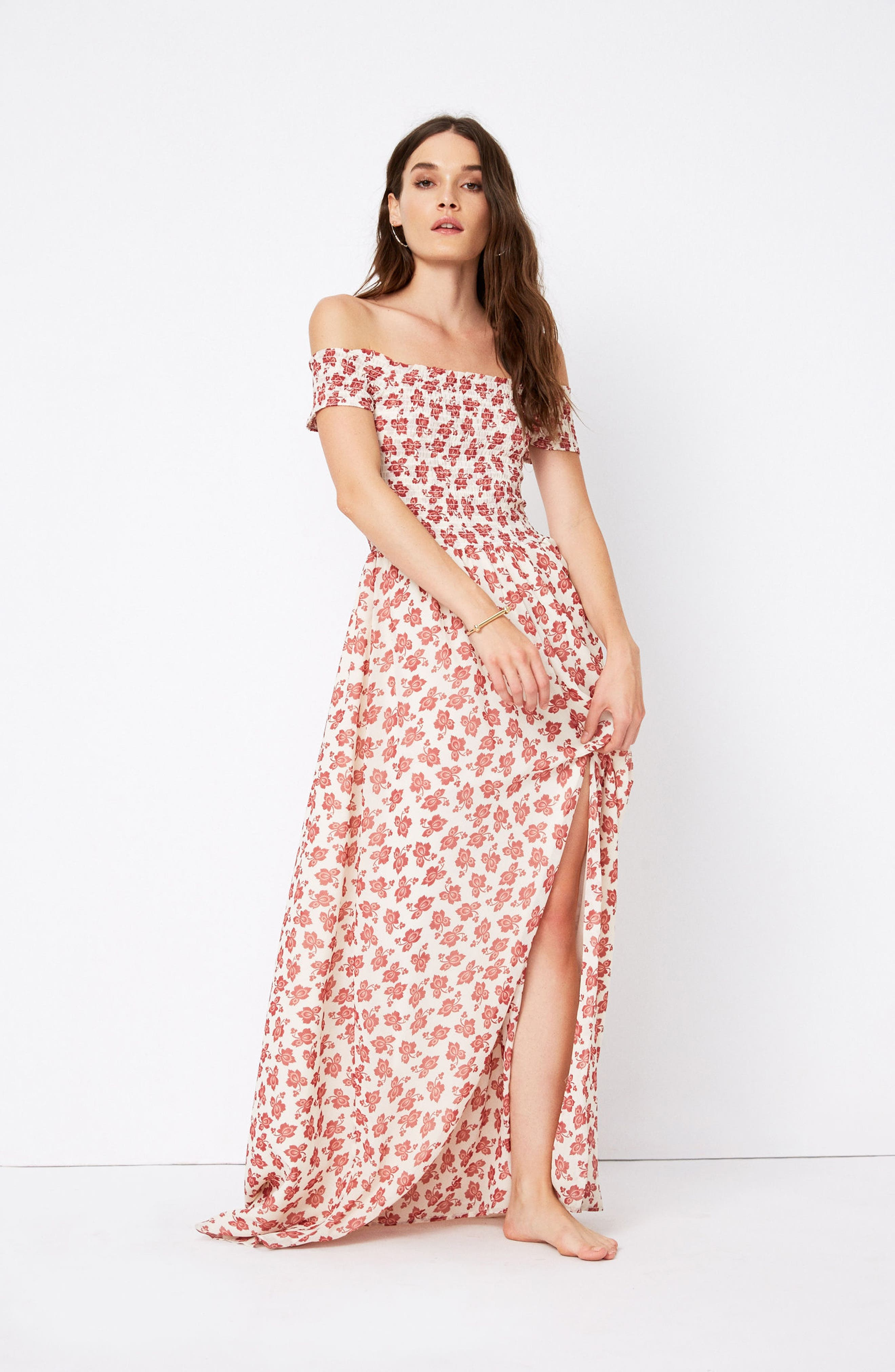 Alternate Image 2  - Tularosa Henderson Maxi Dress