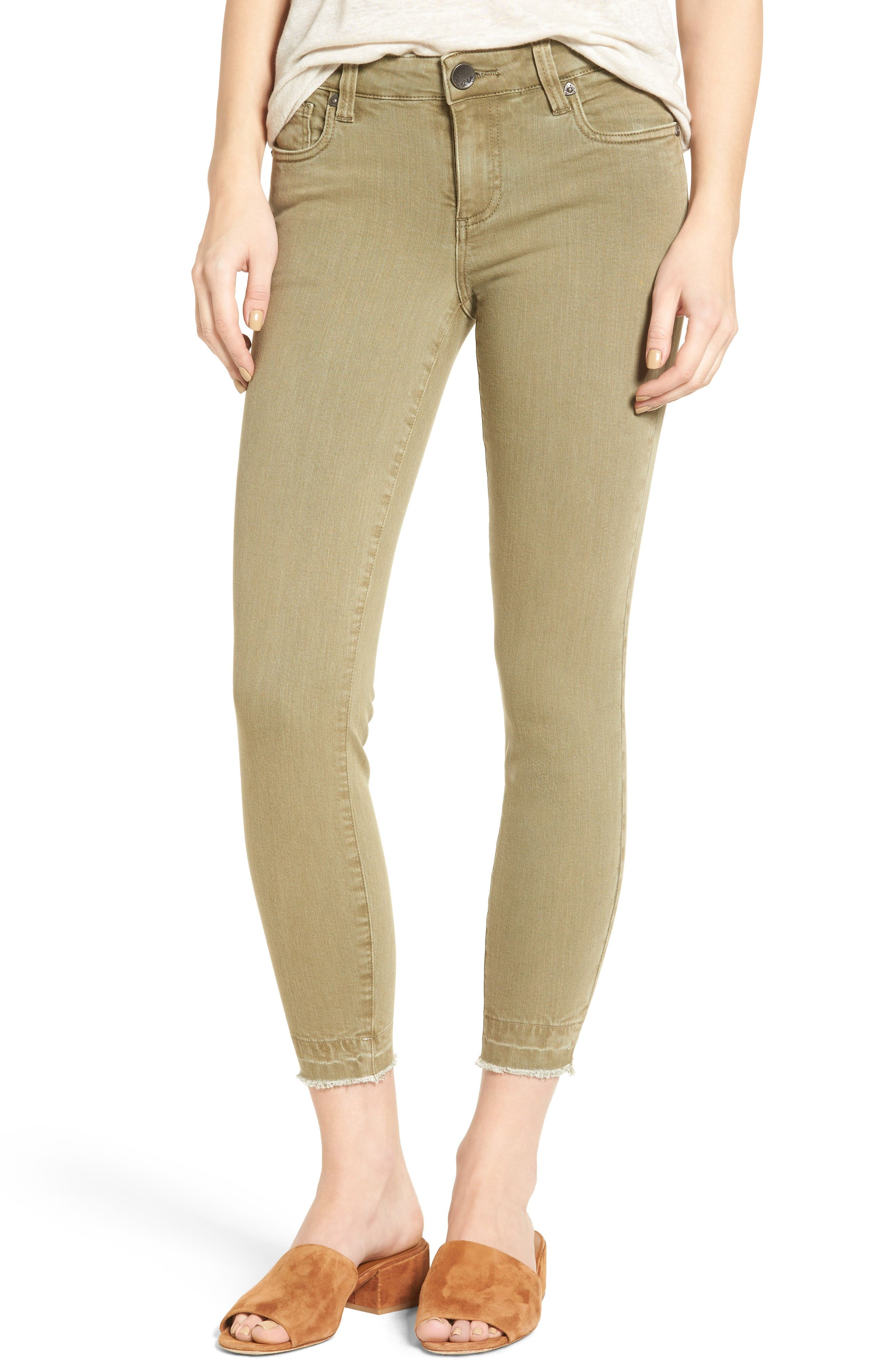 KUT from the Kloth Connie Skinny Jeans
