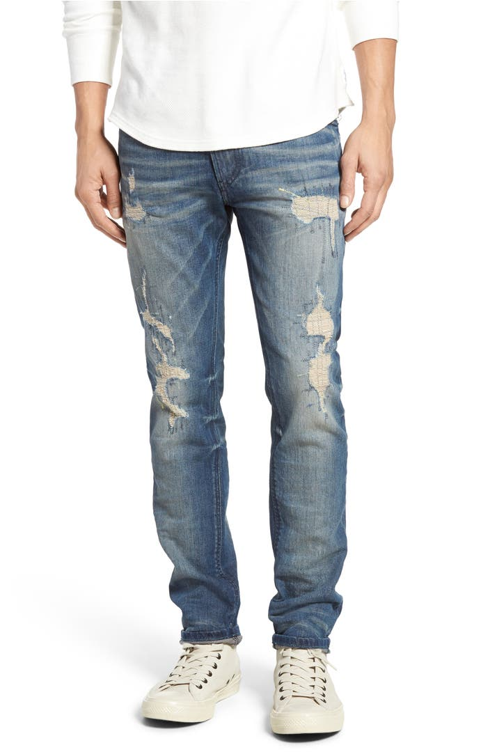 diesel thommer slim fit jeans 084dg nordstrom. Black Bedroom Furniture Sets. Home Design Ideas
