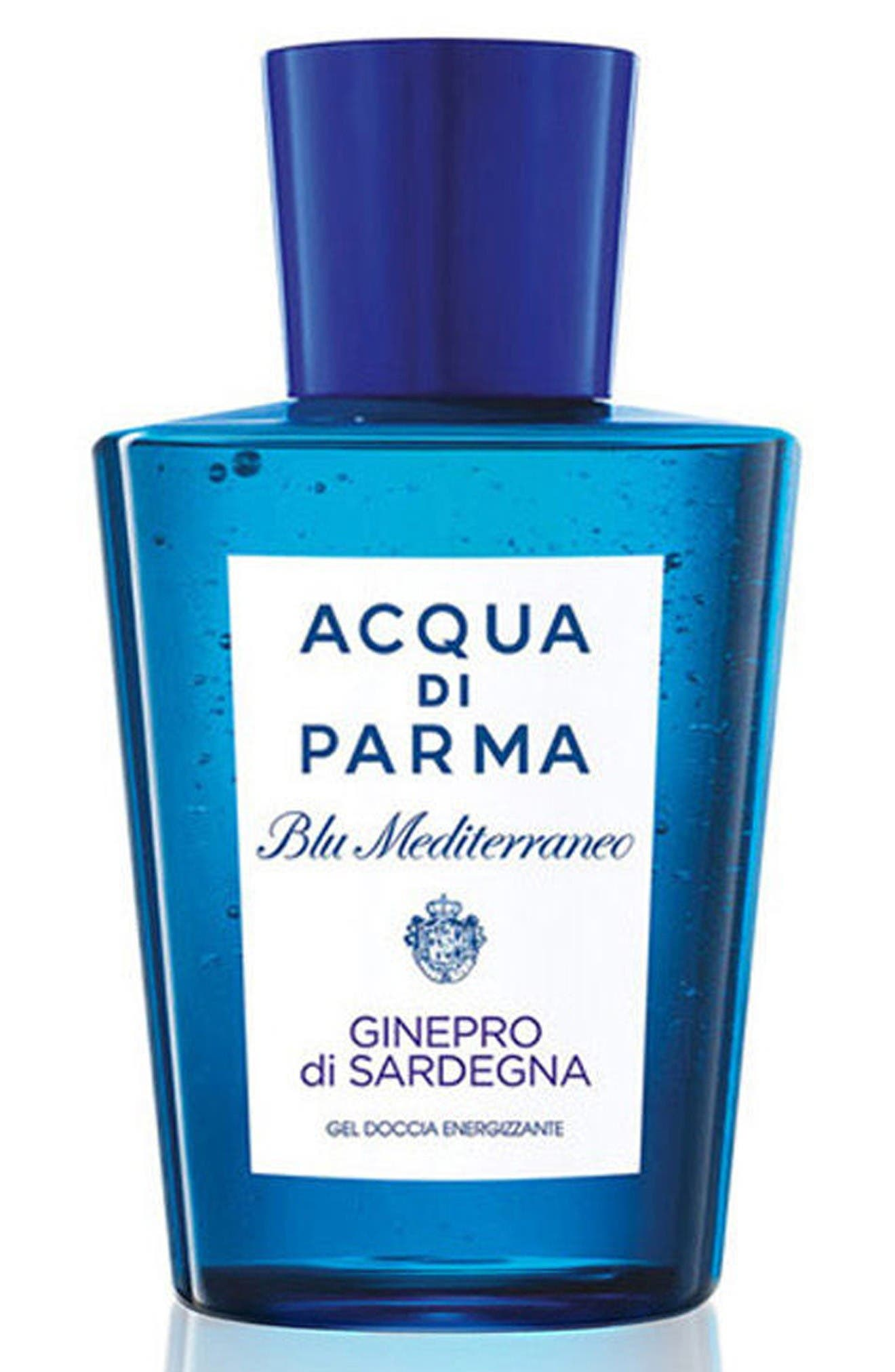 Alternate Image 1 Selected - Acqua di Parma 'Blu Mediterraneo - Ginepro di Sardegna' Energizing Shower Gel