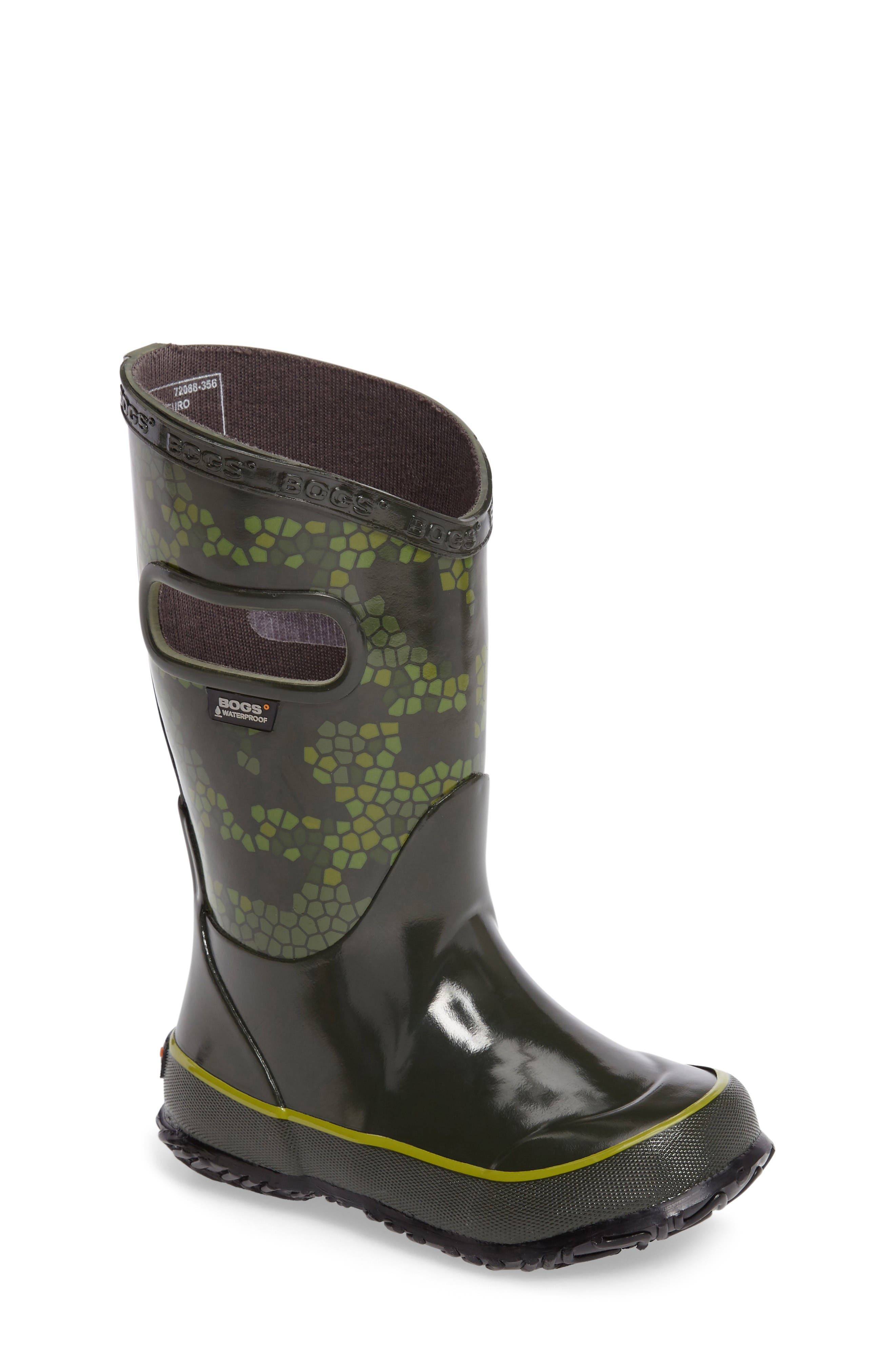 BOGS Axel Waterproof Rain Boot