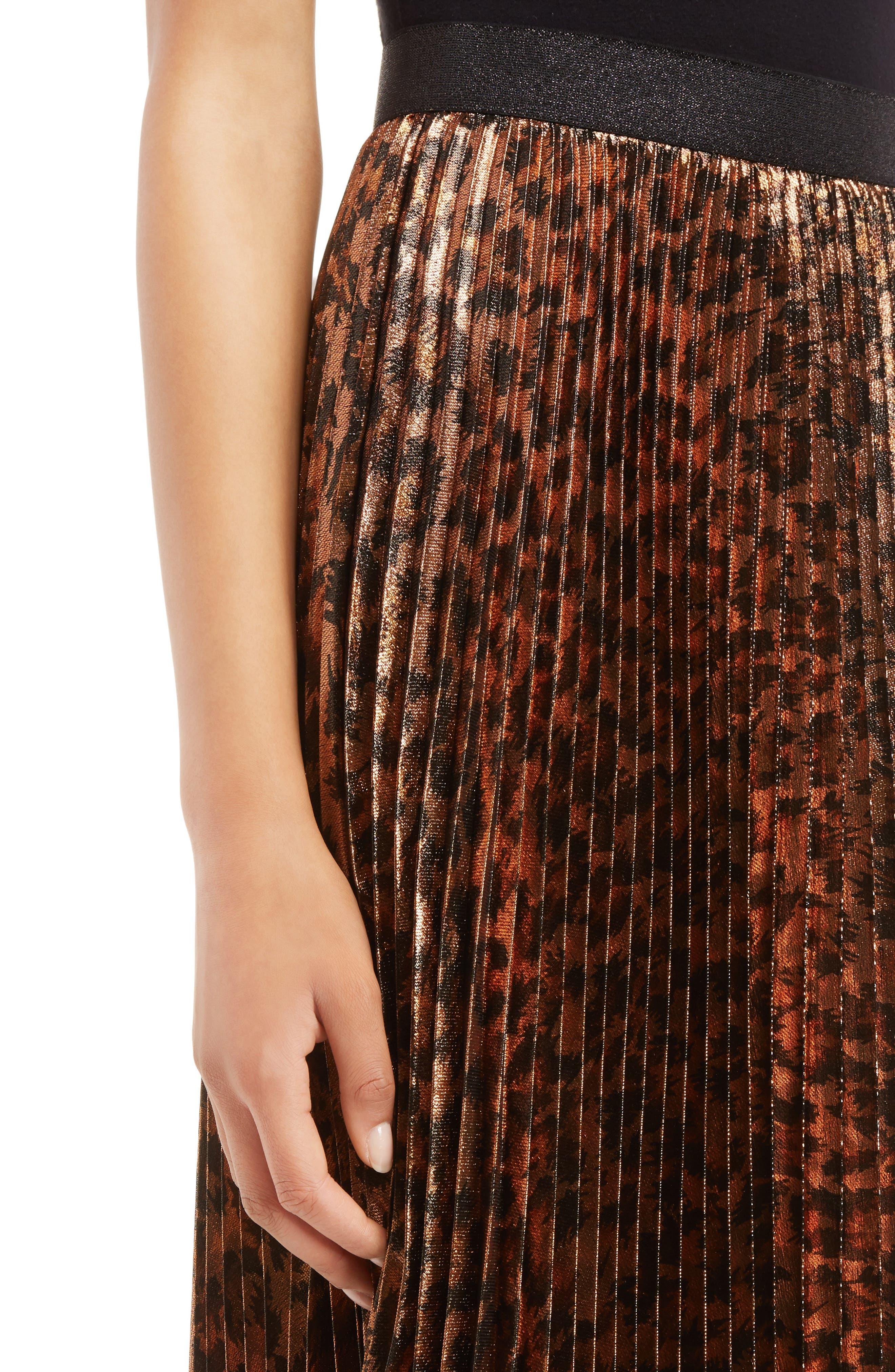 Alternate Image 6  - Christopher Kane Sunray Skirt