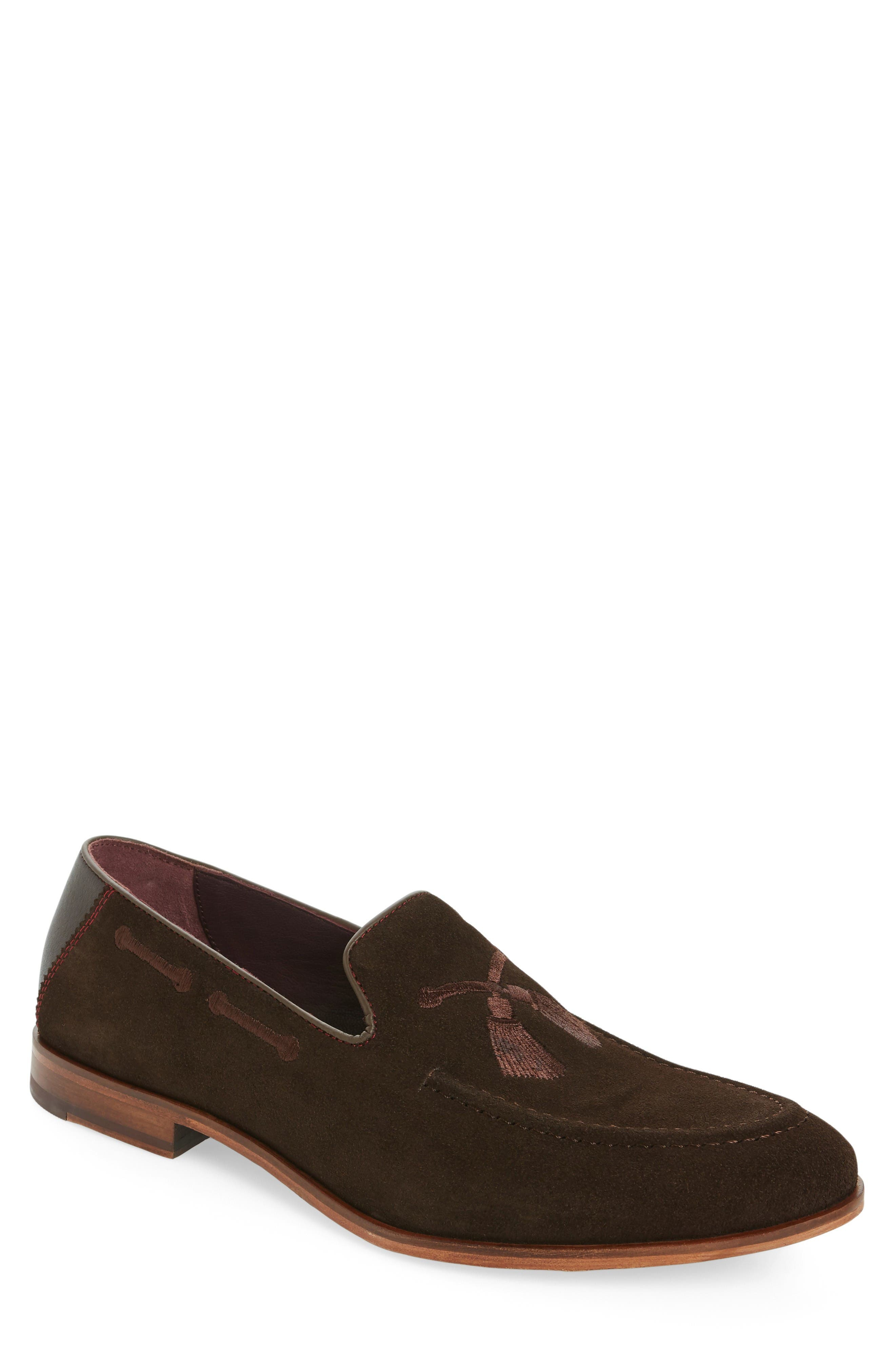 Ted Baker London Cannan Tassel Loafer (Men)