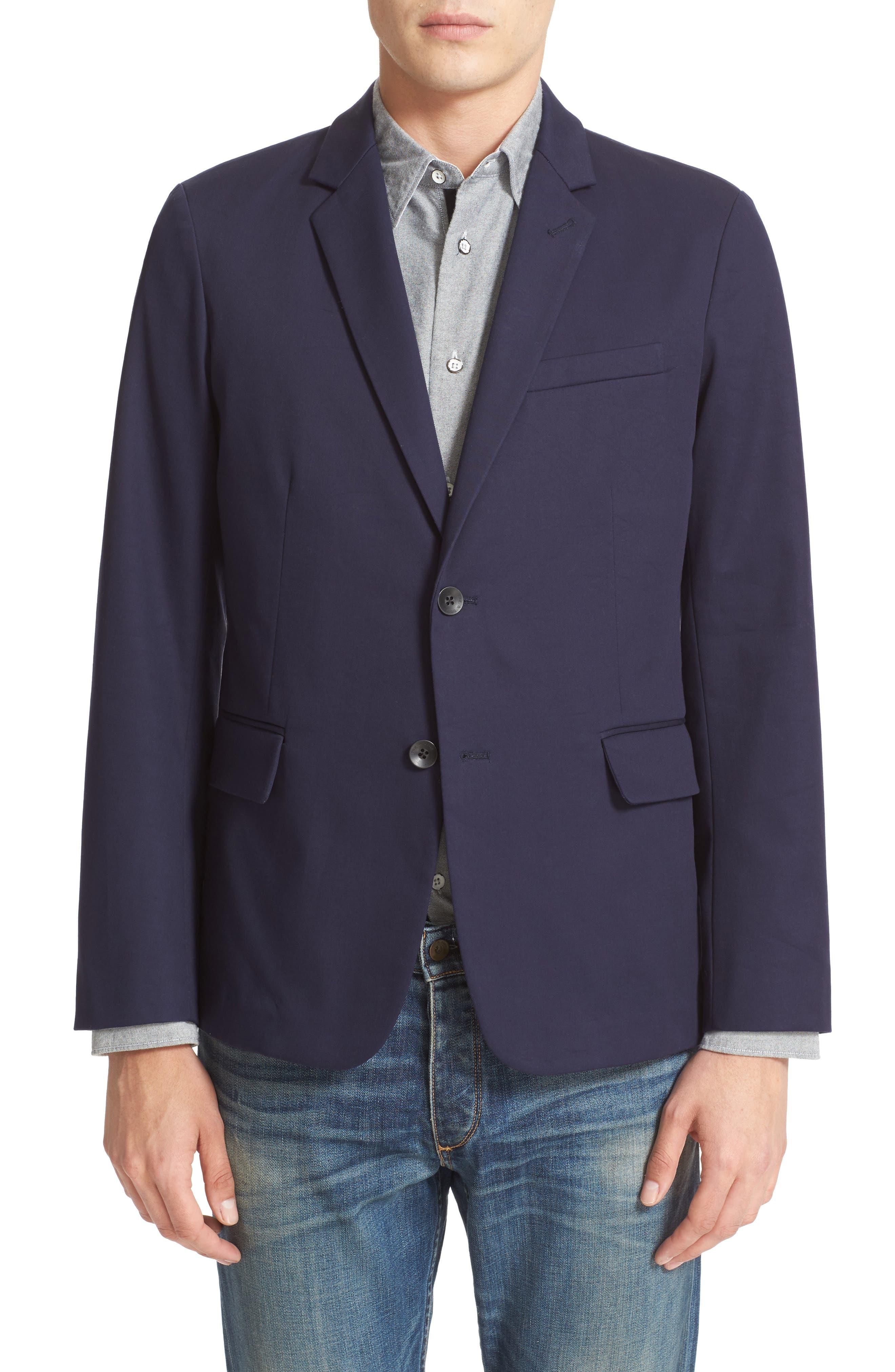 RAG & BONE Philips Cotton Blazer