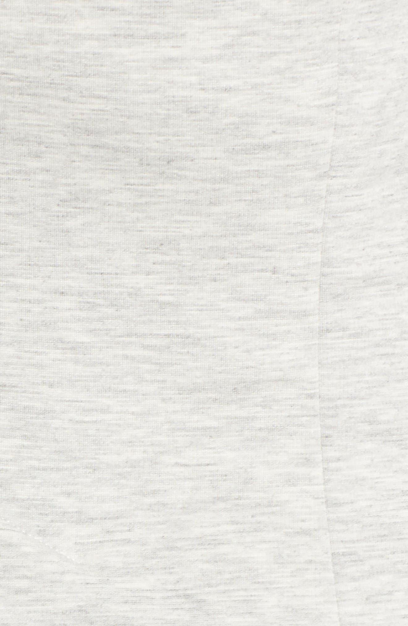 Alternate Image 5  - Olivia Moon Knit Blazer (Regular & Petite)