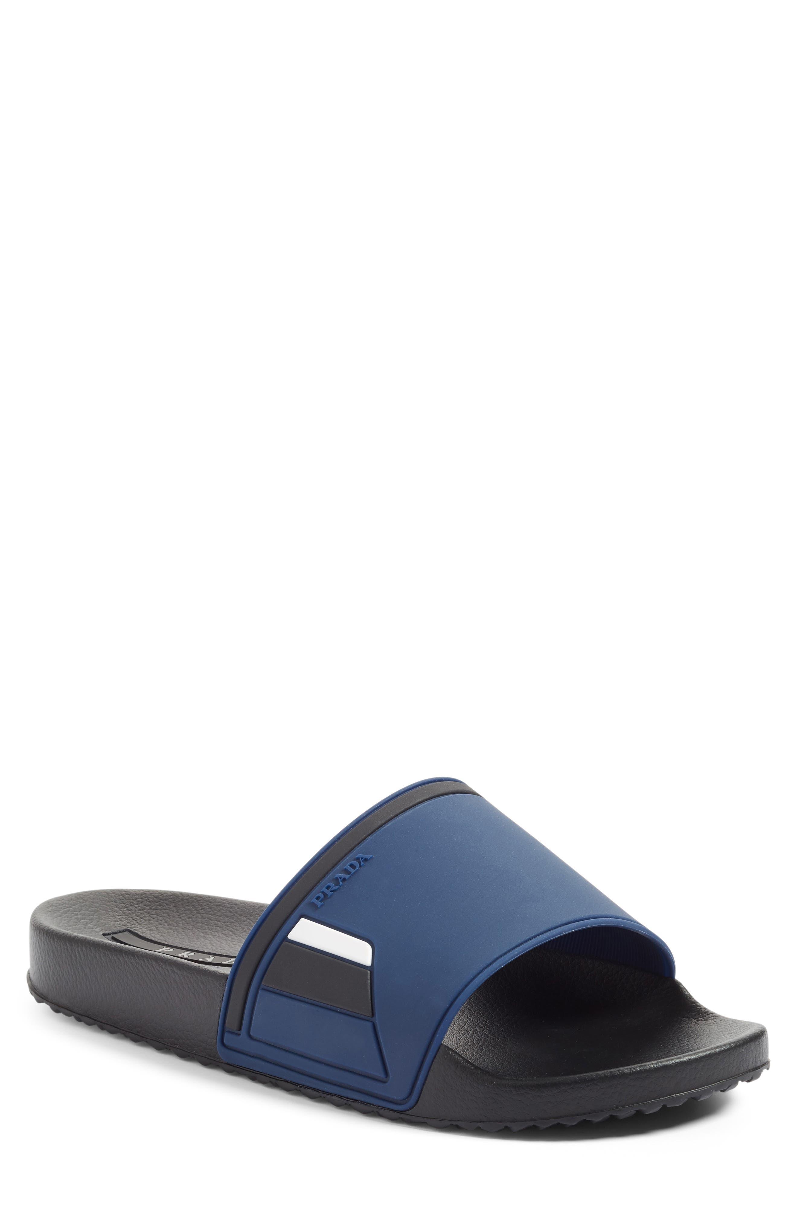Main Image - Prada Linea Rossa Sport Sandal (Men)