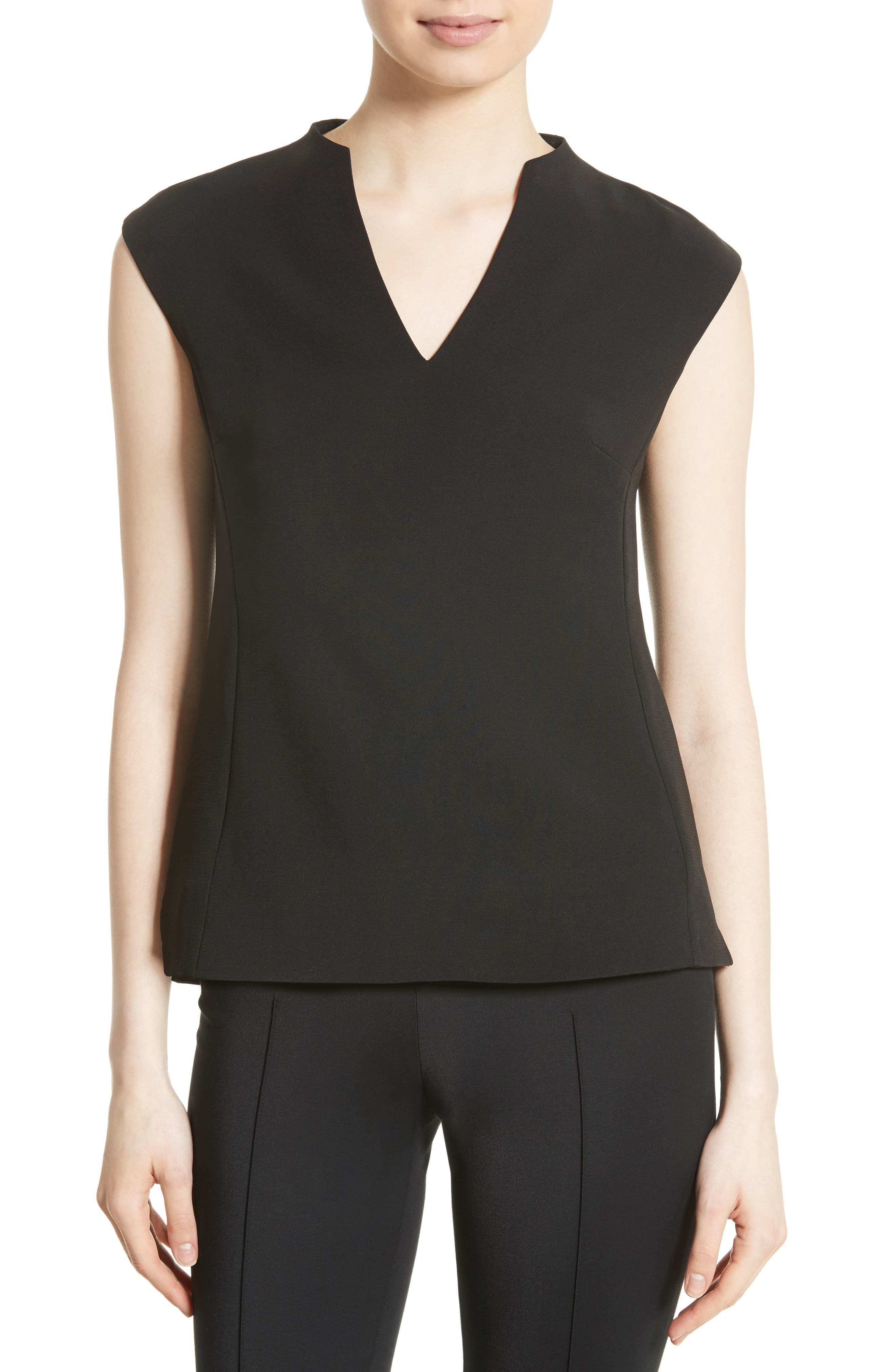 Ted Baker London Paysy Funnel Neck Top