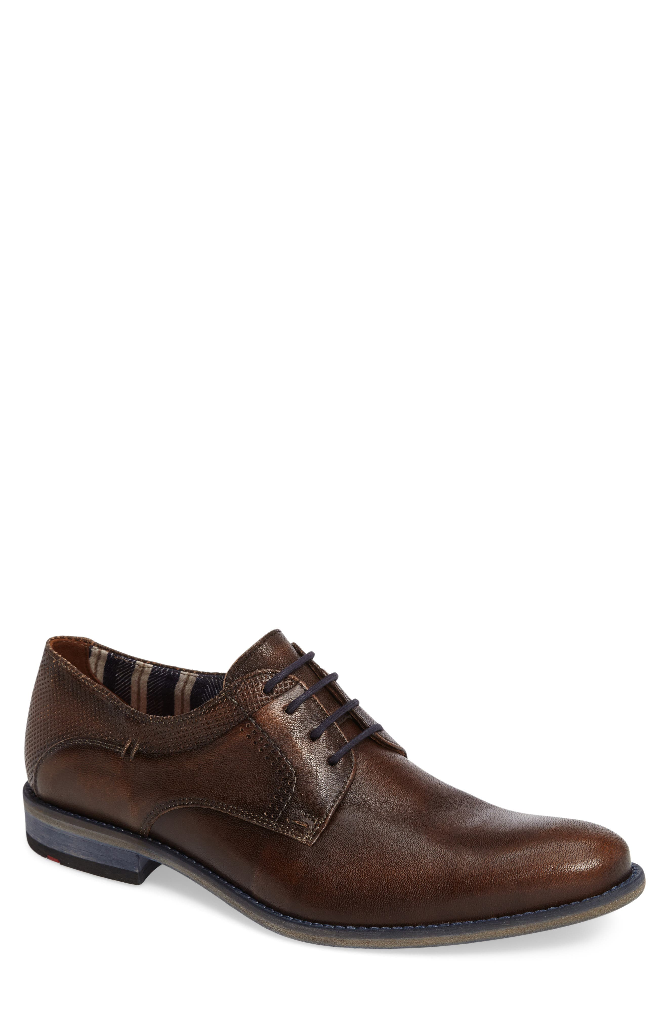 Lloyd Gabriel Plain Toe Derby (Men)