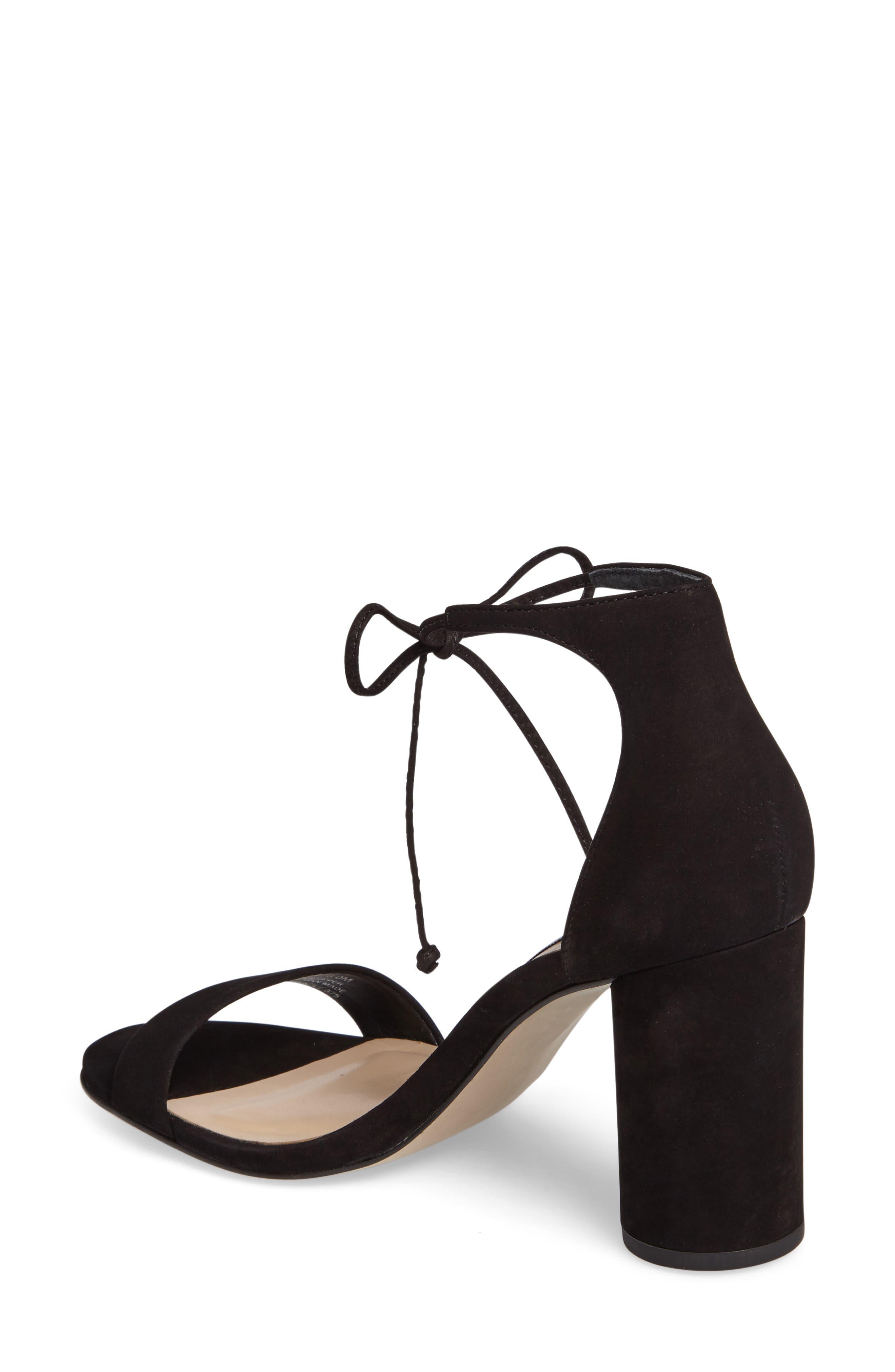 Alternate Image 2  - Steve Madden Shays Lace-Up Sandal (Women)