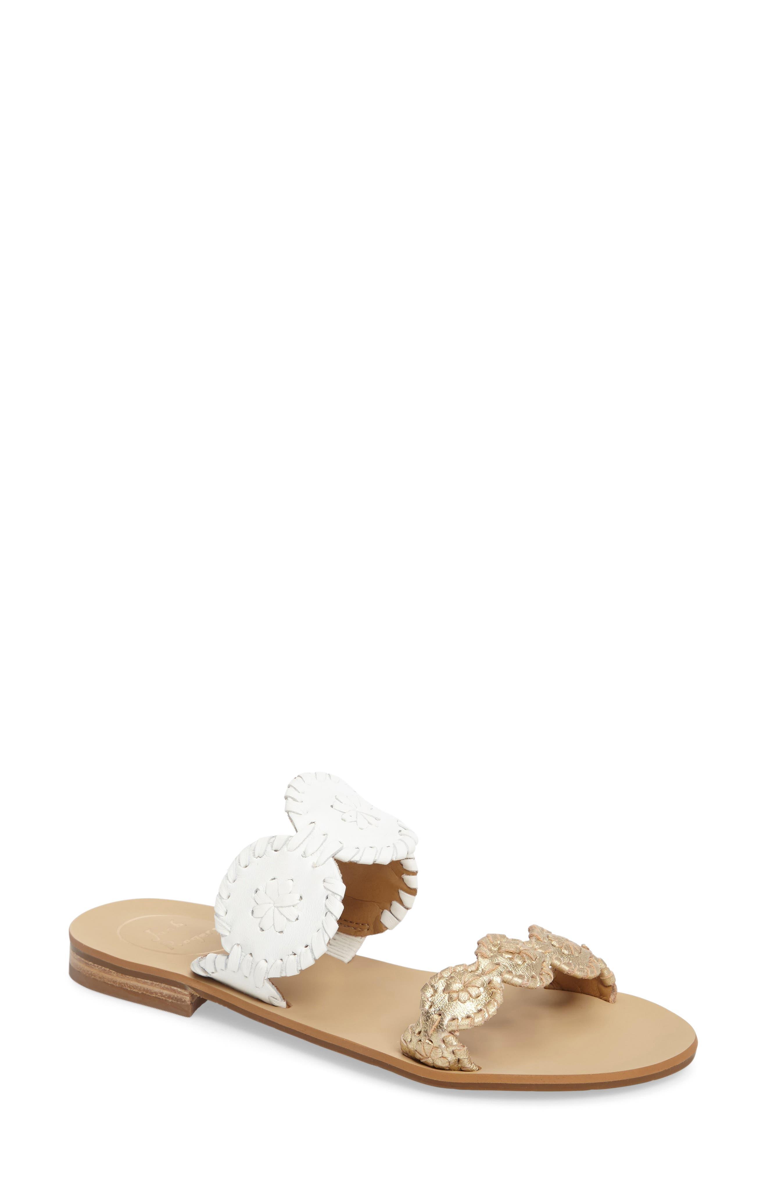 JACK ROGERS 'Lauren' Sandal