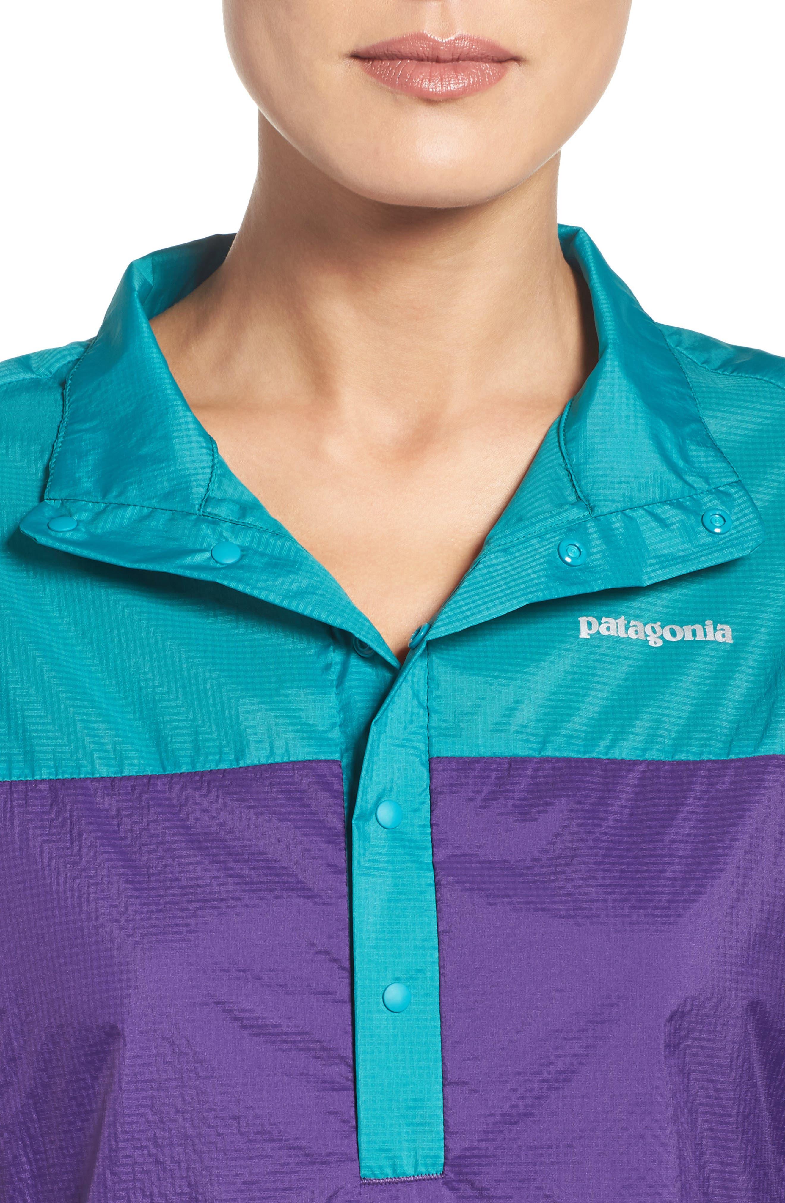 Alternate Image 4  - Patagonia Houdini Water Repellent Jacket