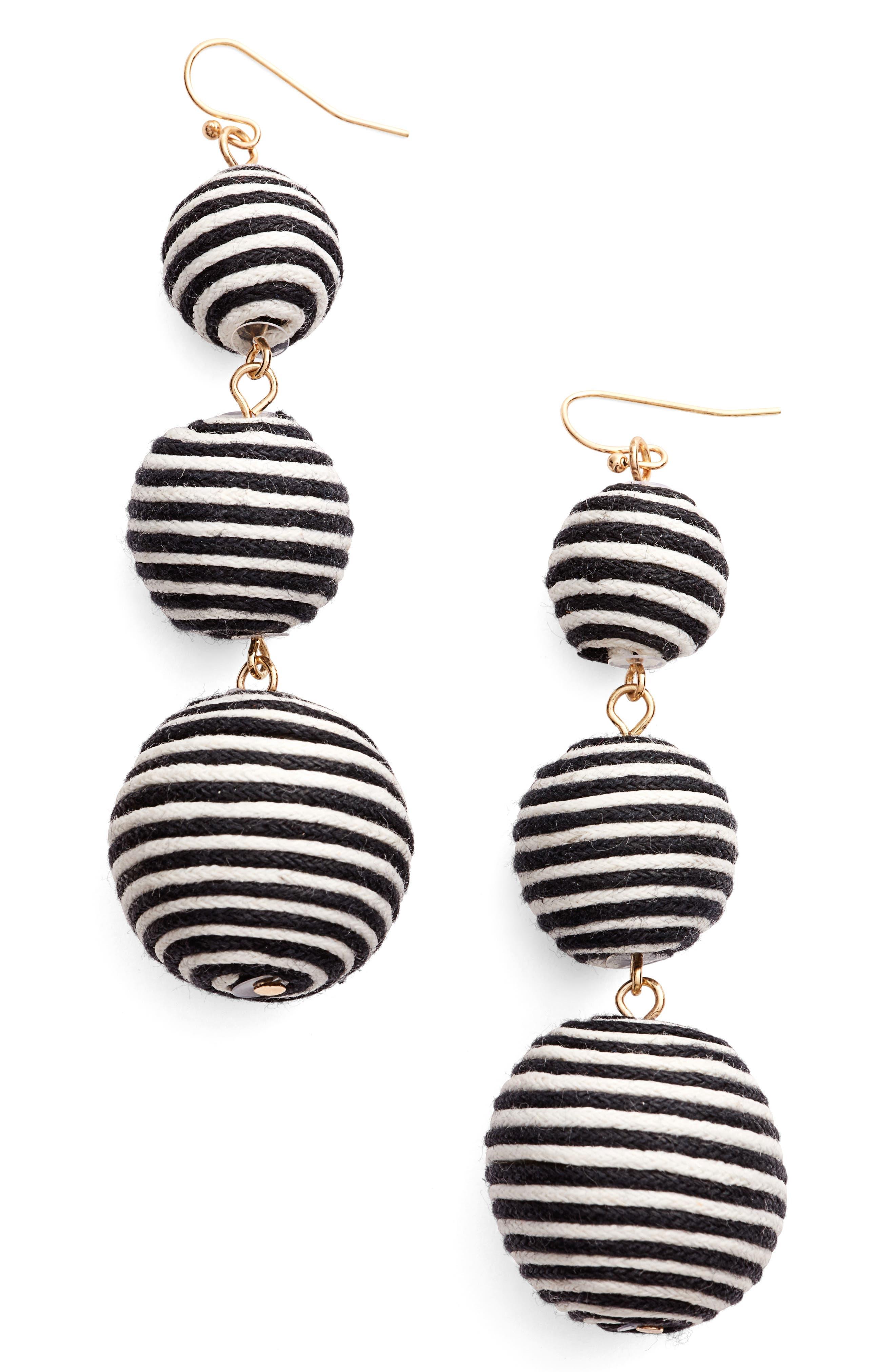 Alternate Image 1 Selected - BaubleBar Crispin Drop Earrings