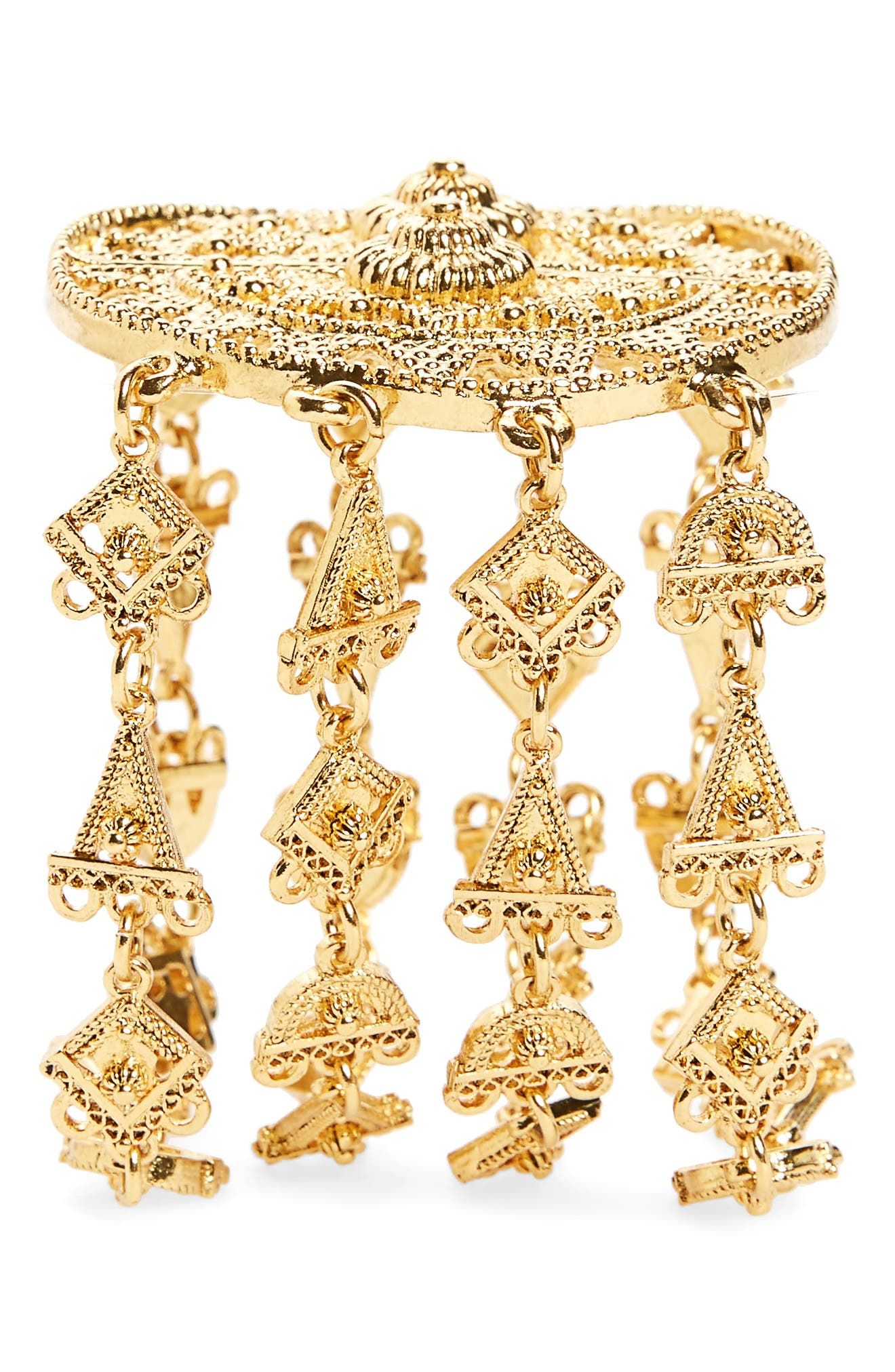 Alternate Image 2  - Oscar de la Renta Charm Bracelet